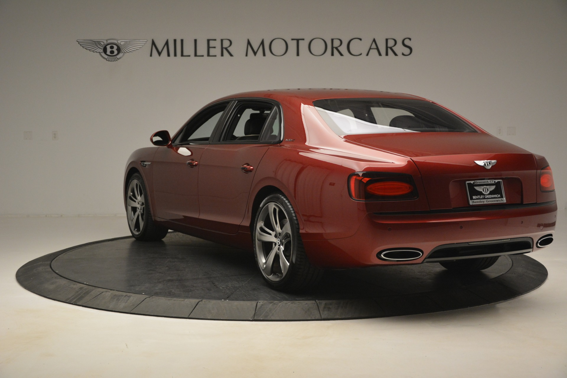 Used 2018 Bentley Flying Spur W12 S For Sale $271780 In Greenwich, CT 3014_p5