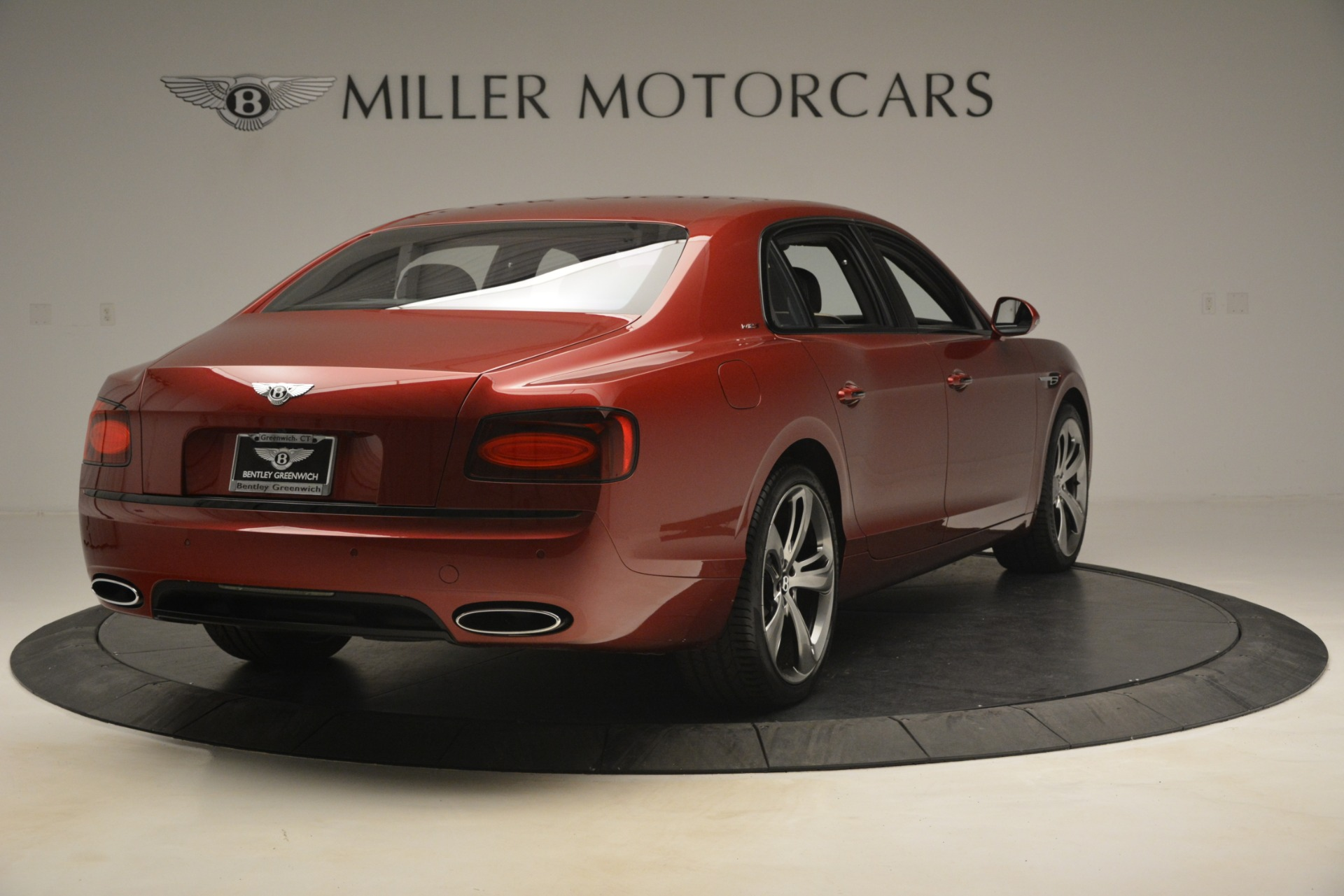 Used 2018 Bentley Flying Spur W12 S For Sale $271780 In Greenwich, CT 3014_p7