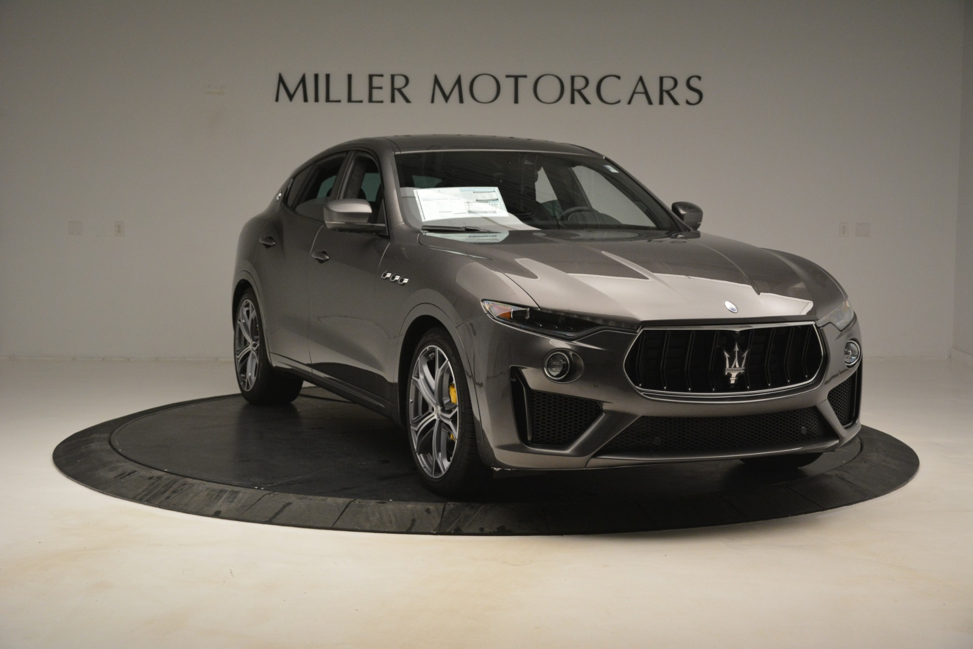 New 2019 Maserati Levante GTS For Sale In Greenwich, CT. Alfa Romeo of Greenwich, W678 3015_p11