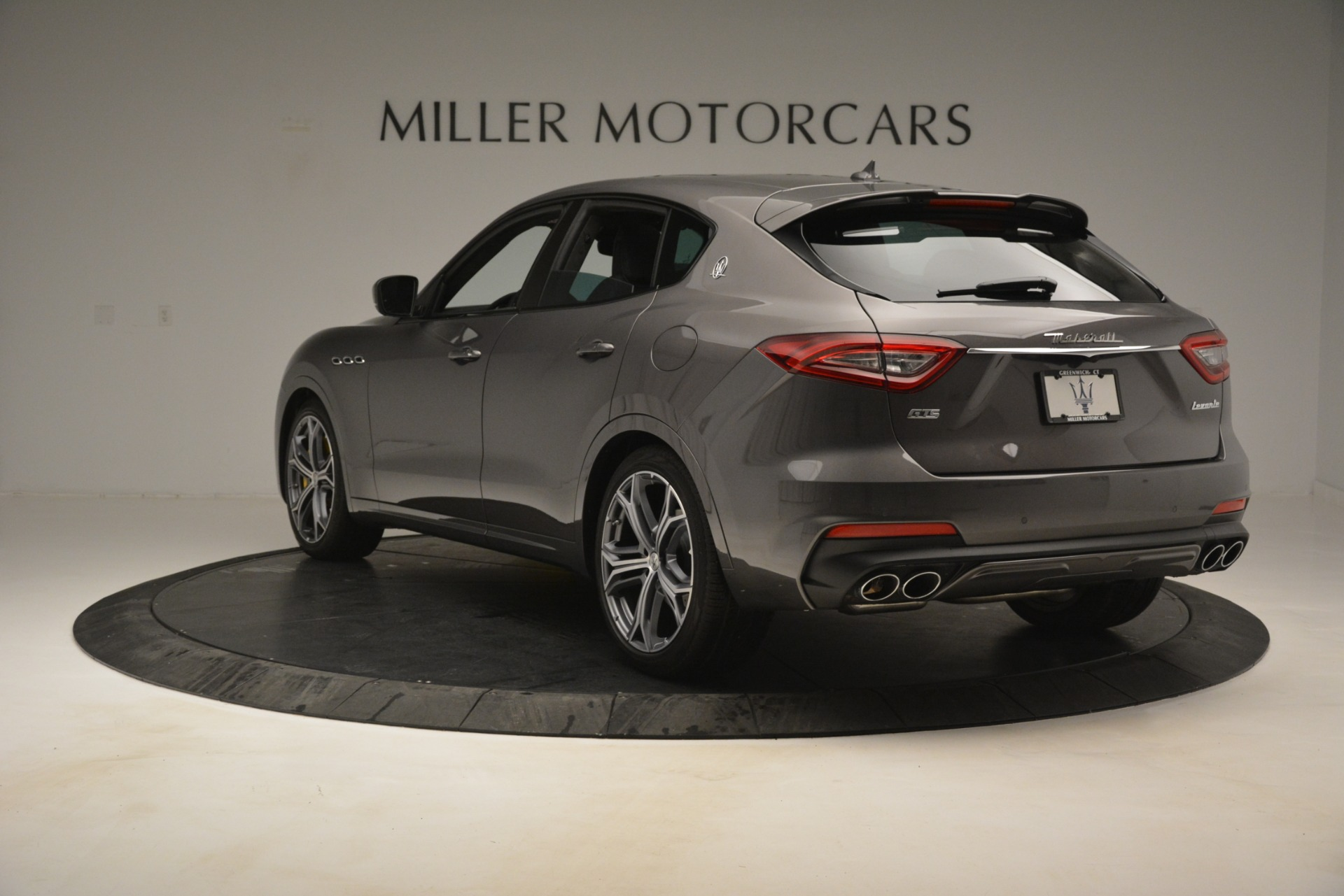 New 2019 Maserati Levante GTS For Sale In Greenwich, CT. Alfa Romeo of Greenwich, W678 3015_p5