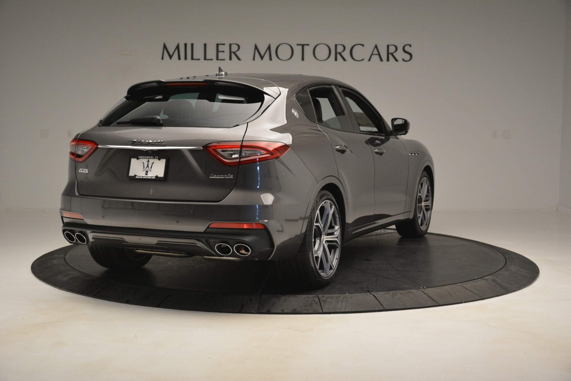 New 2019 Maserati Levante GTS For Sale In Greenwich, CT. Alfa Romeo of Greenwich, W678 3015_p7