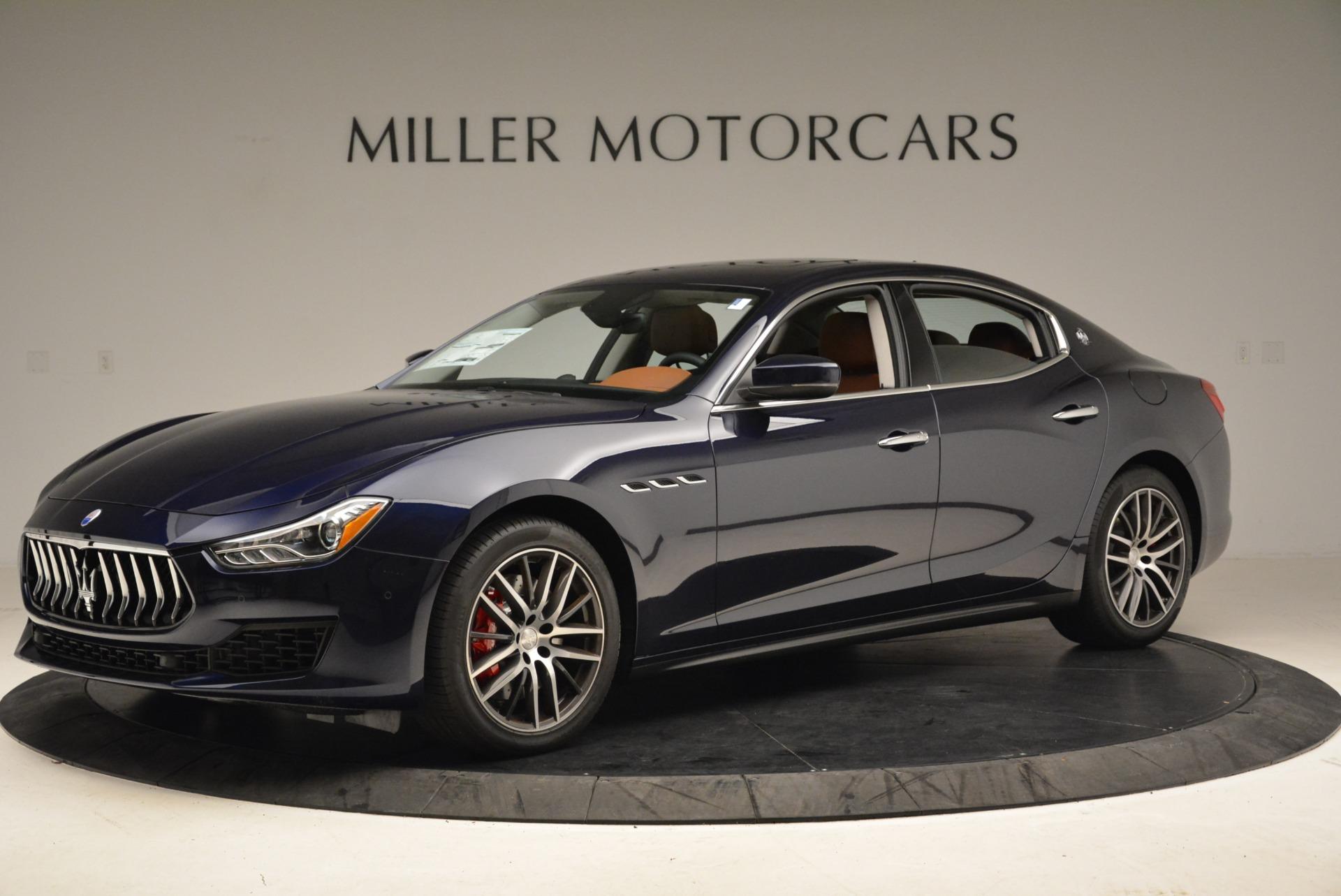 New 2019 Maserati Ghibli S Q4 For Sale In Greenwich, CT. Alfa Romeo of Greenwich, M2271 3016_p2