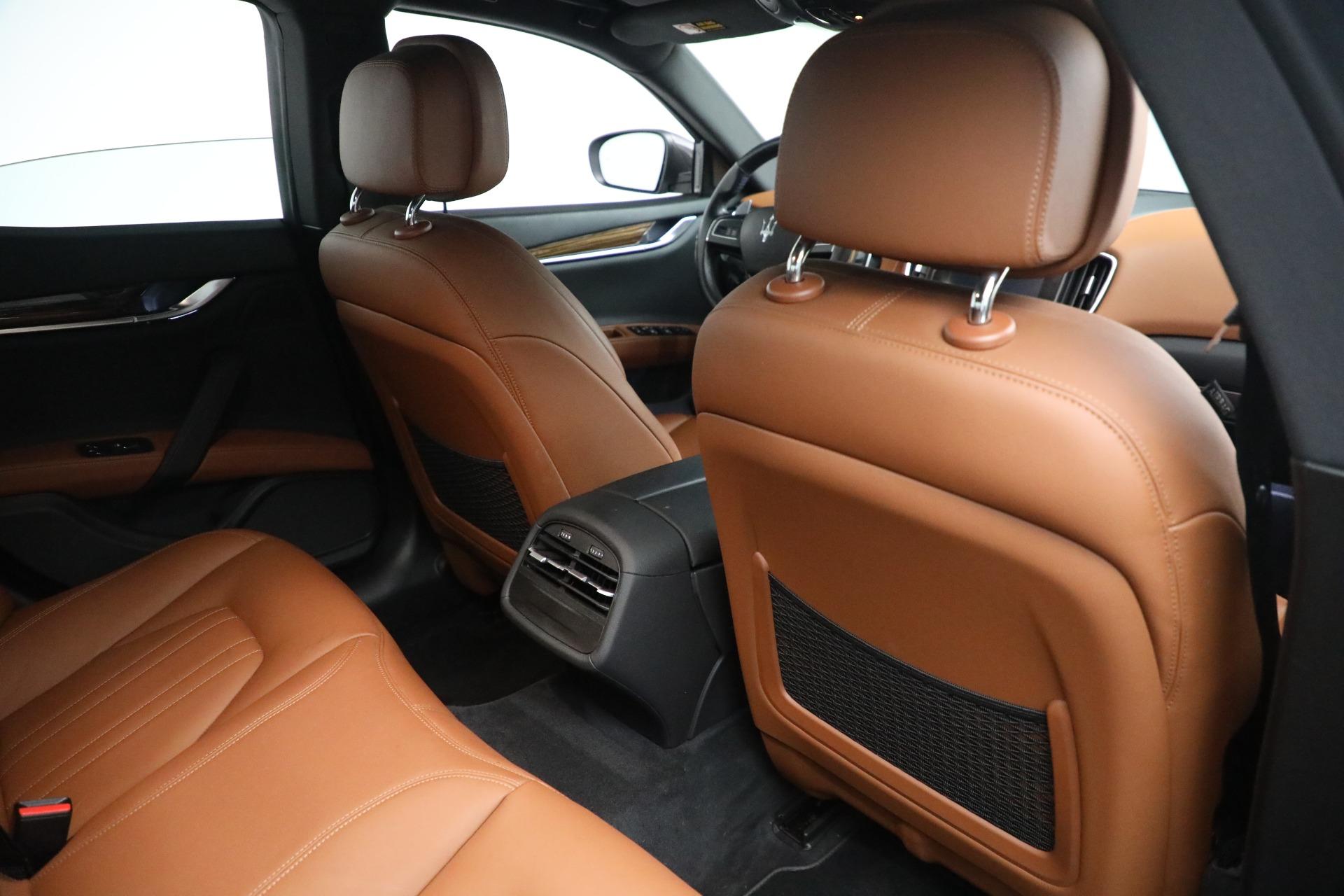 New 2019 Maserati Ghibli S Q4 For Sale In Greenwich, CT. Alfa Romeo of Greenwich, M2274 3019_p24