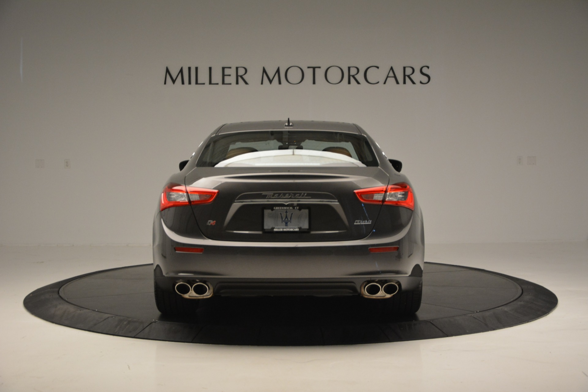 New 2019 Maserati Ghibli S Q4 For Sale In Greenwich, CT. Alfa Romeo of Greenwich, M2274 3019_p5