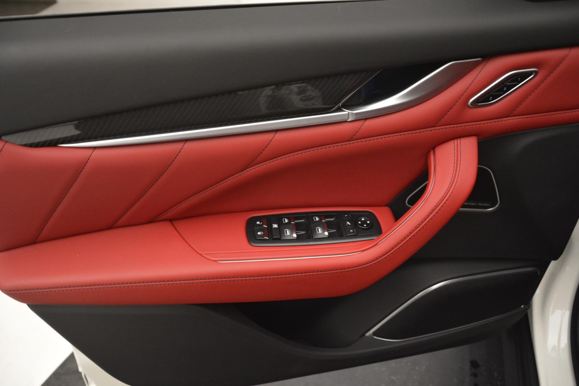 New 2019 Maserati Levante S Q4 GranSport For Sale In Greenwich, CT. Alfa Romeo of Greenwich, W679 3021_p18