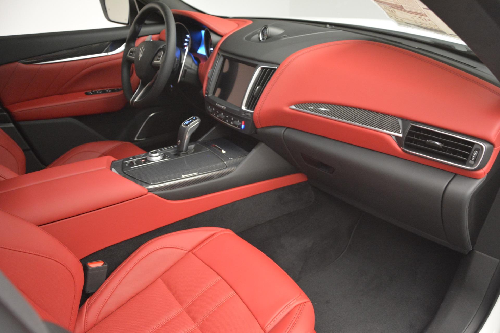 New 2019 Maserati Levante S Q4 GranSport For Sale In Greenwich, CT. Alfa Romeo of Greenwich, W679 3021_p23