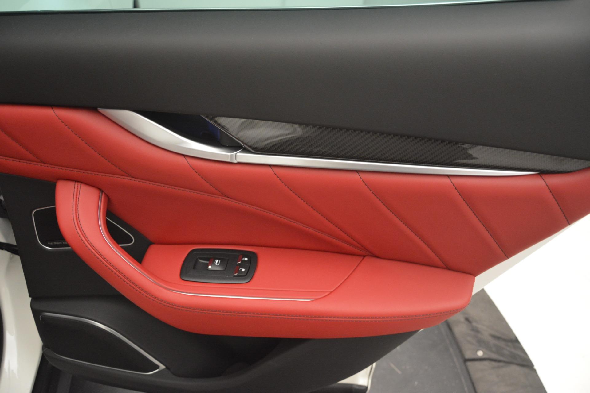 New 2019 Maserati Levante S Q4 GranSport For Sale In Greenwich, CT. Alfa Romeo of Greenwich, W679 3021_p30