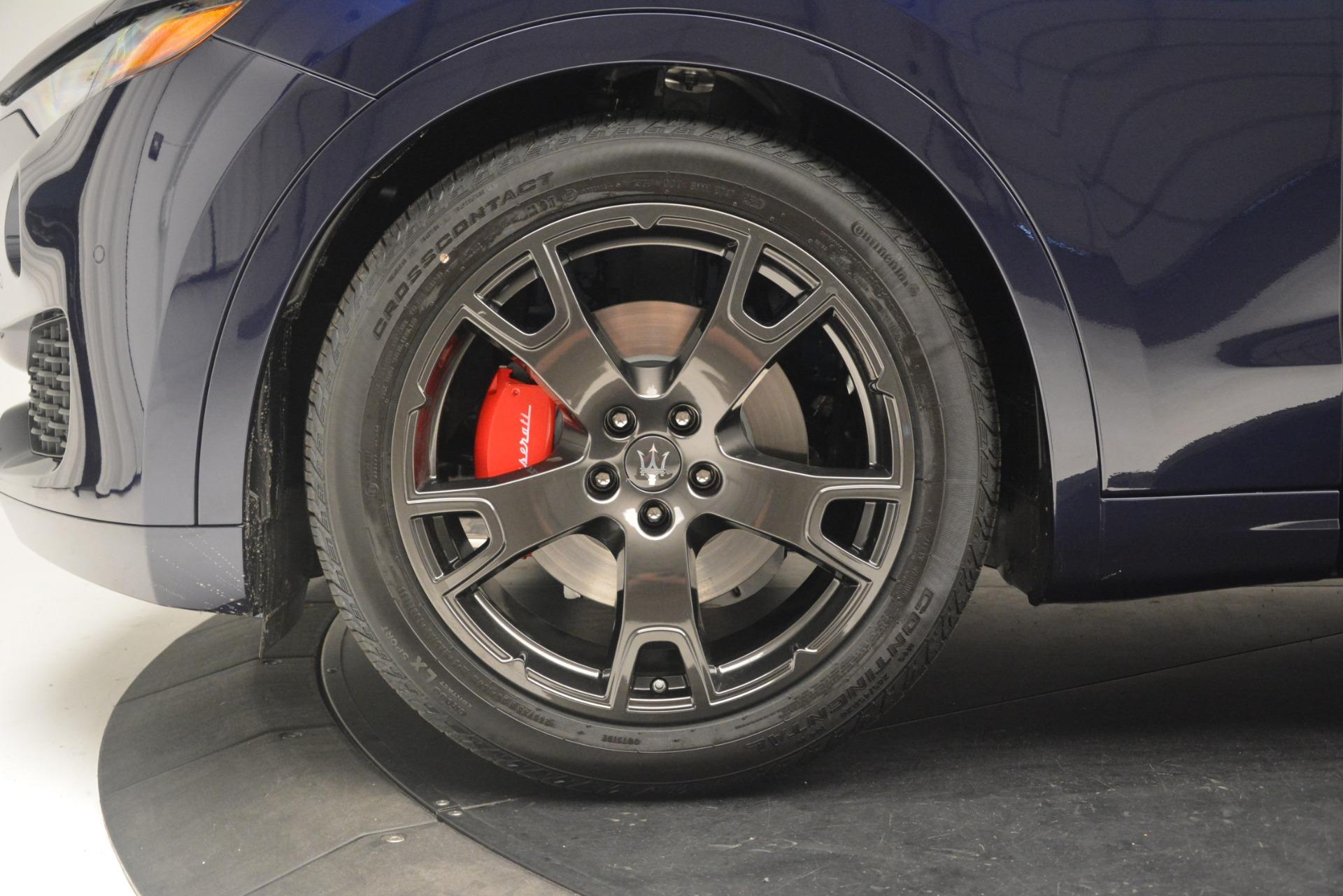 New 2019 Maserati Levante Q4 For Sale In Greenwich, CT. Alfa Romeo of Greenwich, M2276 3022_p30