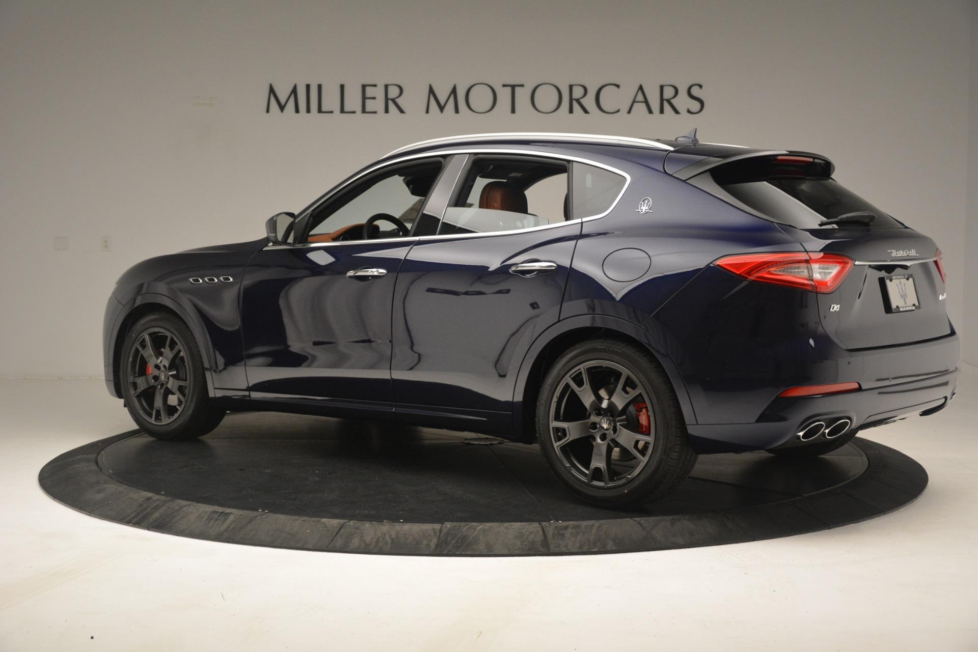 New 2019 Maserati Levante Q4 For Sale In Greenwich, CT. Alfa Romeo of Greenwich, M2276 3022_p4