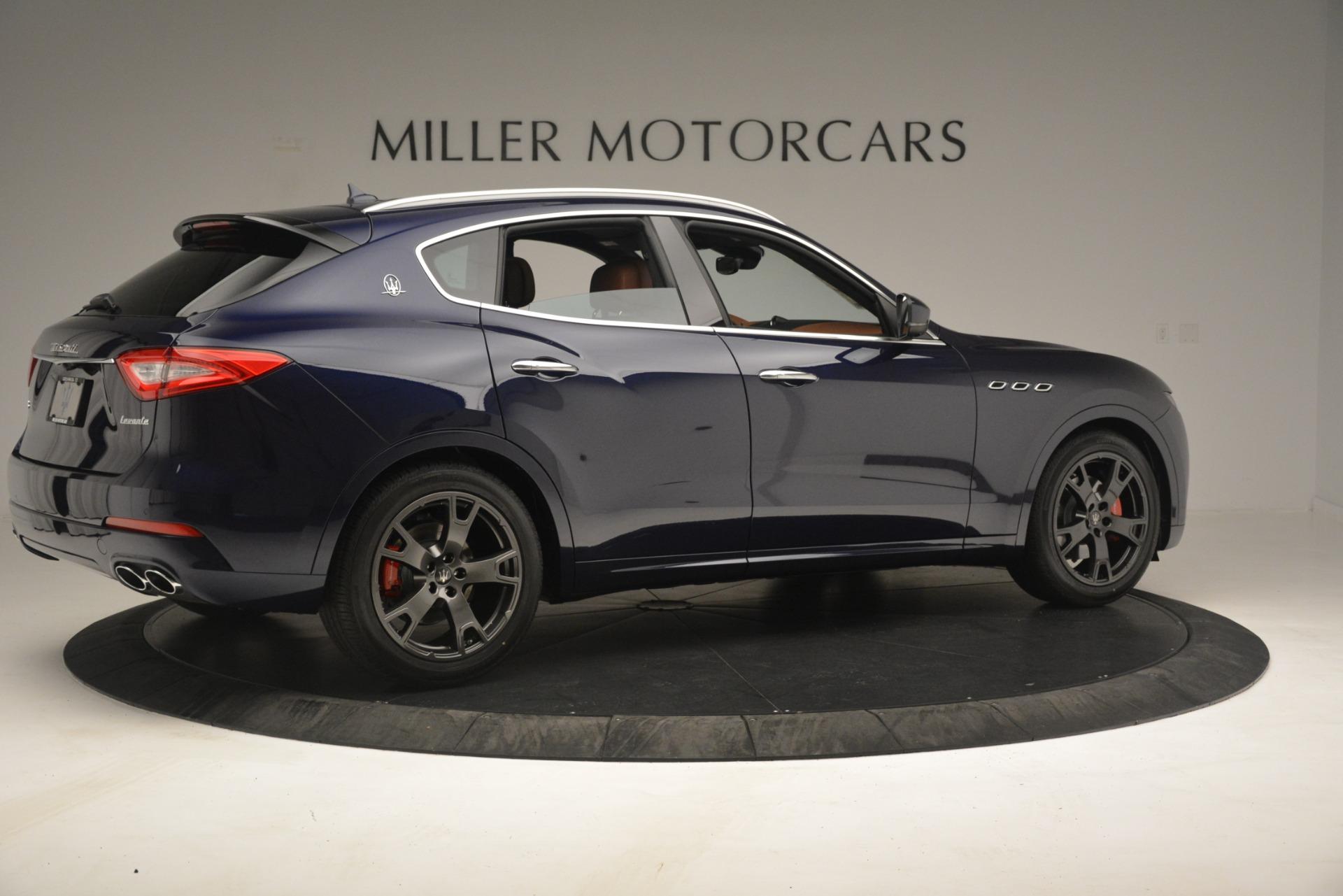 New 2019 Maserati Levante Q4 For Sale In Greenwich, CT. Alfa Romeo of Greenwich, M2276 3022_p8