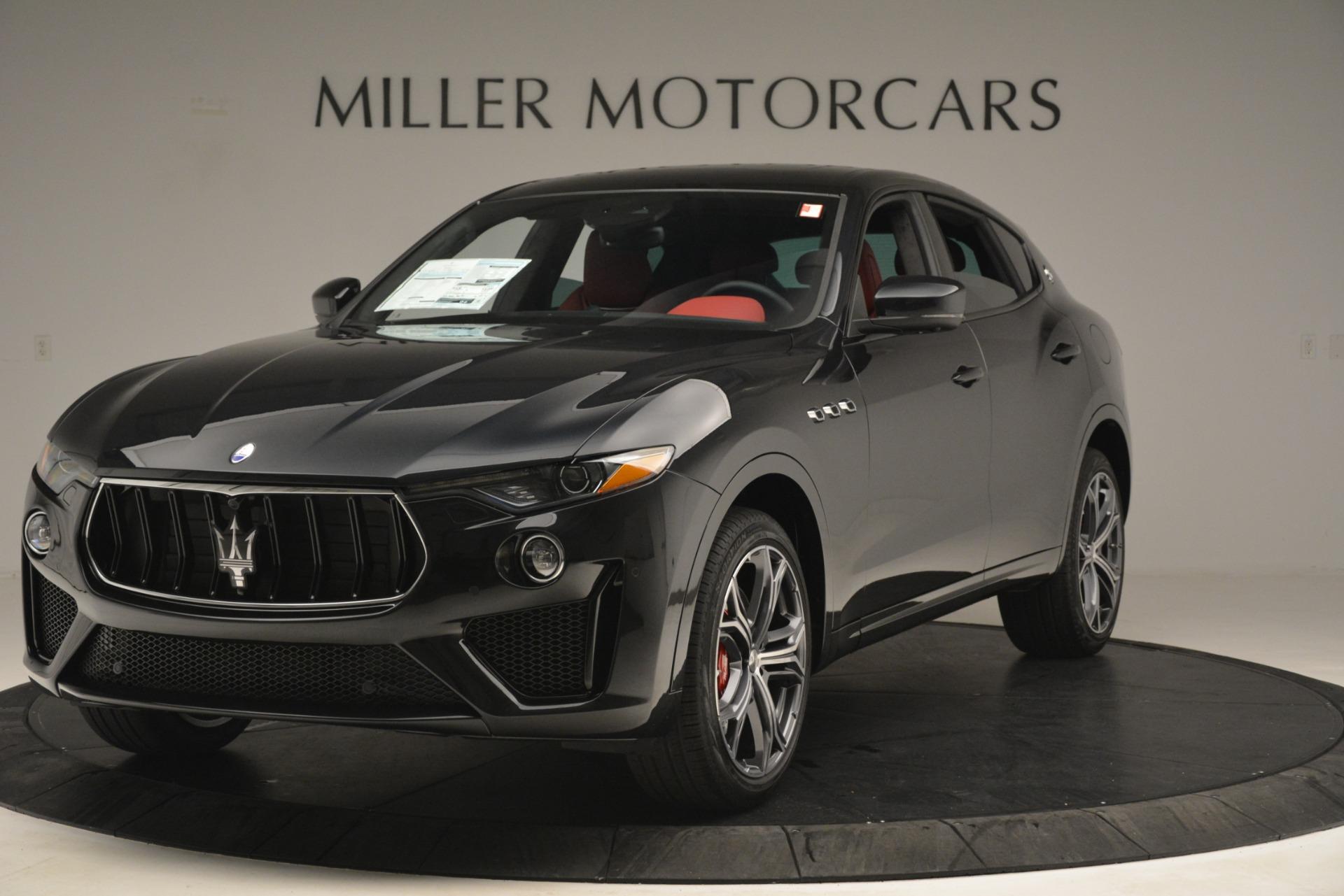 New 2019 Maserati Levante GTS For Sale In Greenwich, CT. Alfa Romeo of Greenwich, M2277 3023_main