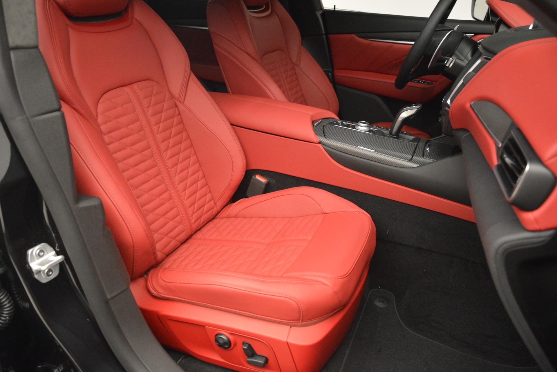 New 2019 Maserati Levante GTS For Sale In Greenwich, CT. Alfa Romeo of Greenwich, M2277 3023_p24