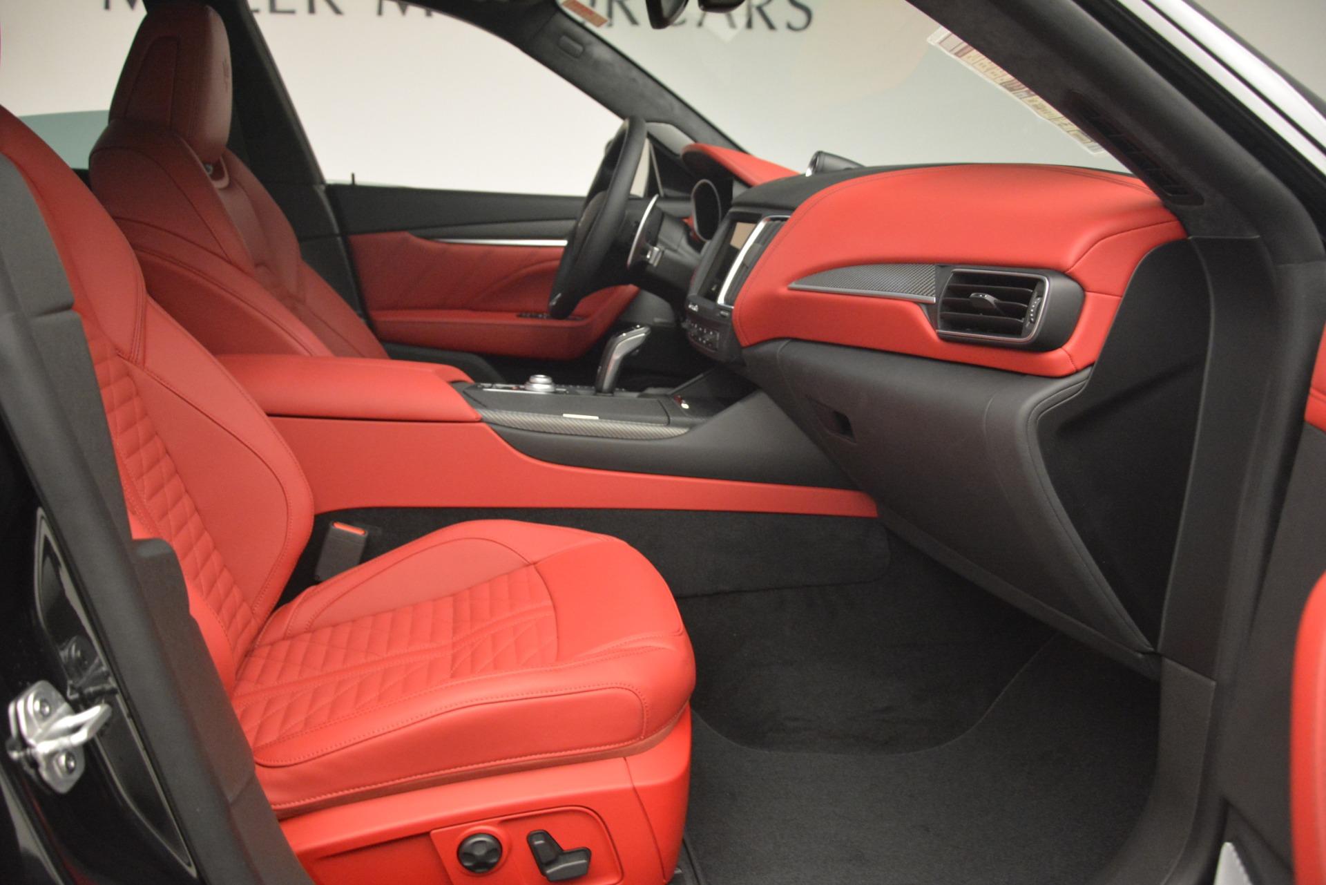 New 2019 Maserati Levante GTS For Sale In Greenwich, CT. Alfa Romeo of Greenwich, M2277 3023_p25