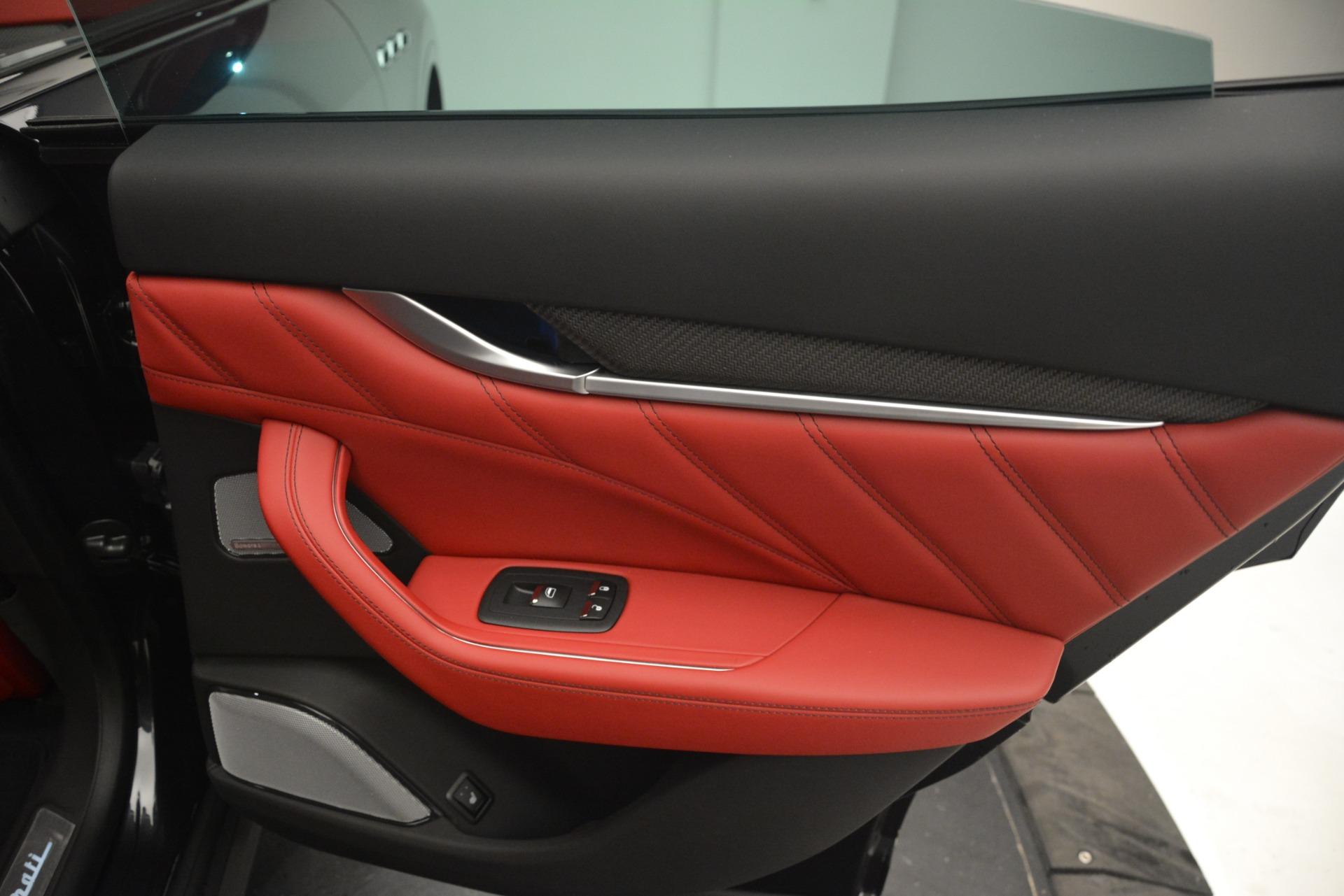 New 2019 Maserati Levante GTS For Sale In Greenwich, CT. Alfa Romeo of Greenwich, M2277 3023_p31