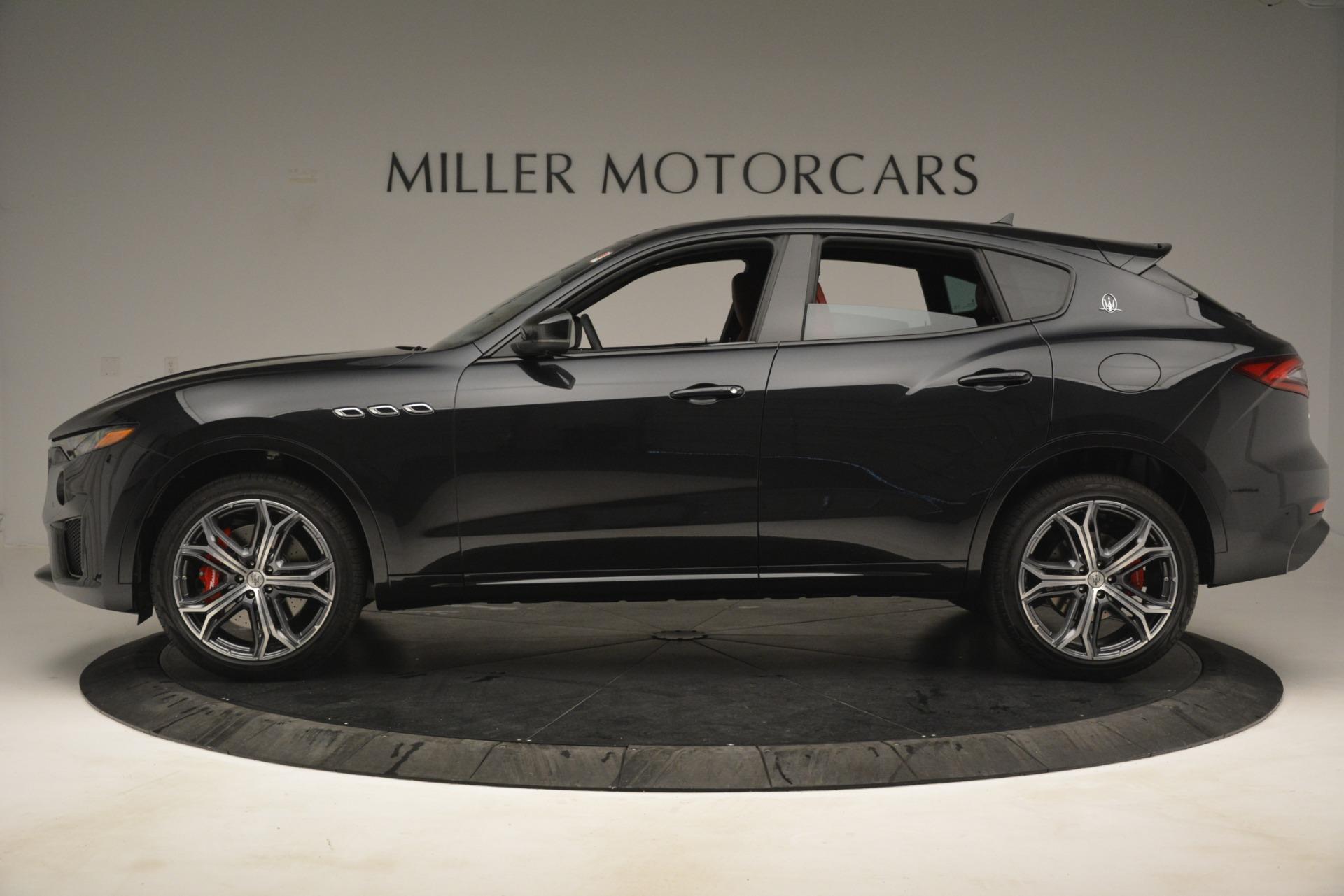 New 2019 Maserati Levante GTS For Sale In Greenwich, CT. Alfa Romeo of Greenwich, M2277 3023_p3