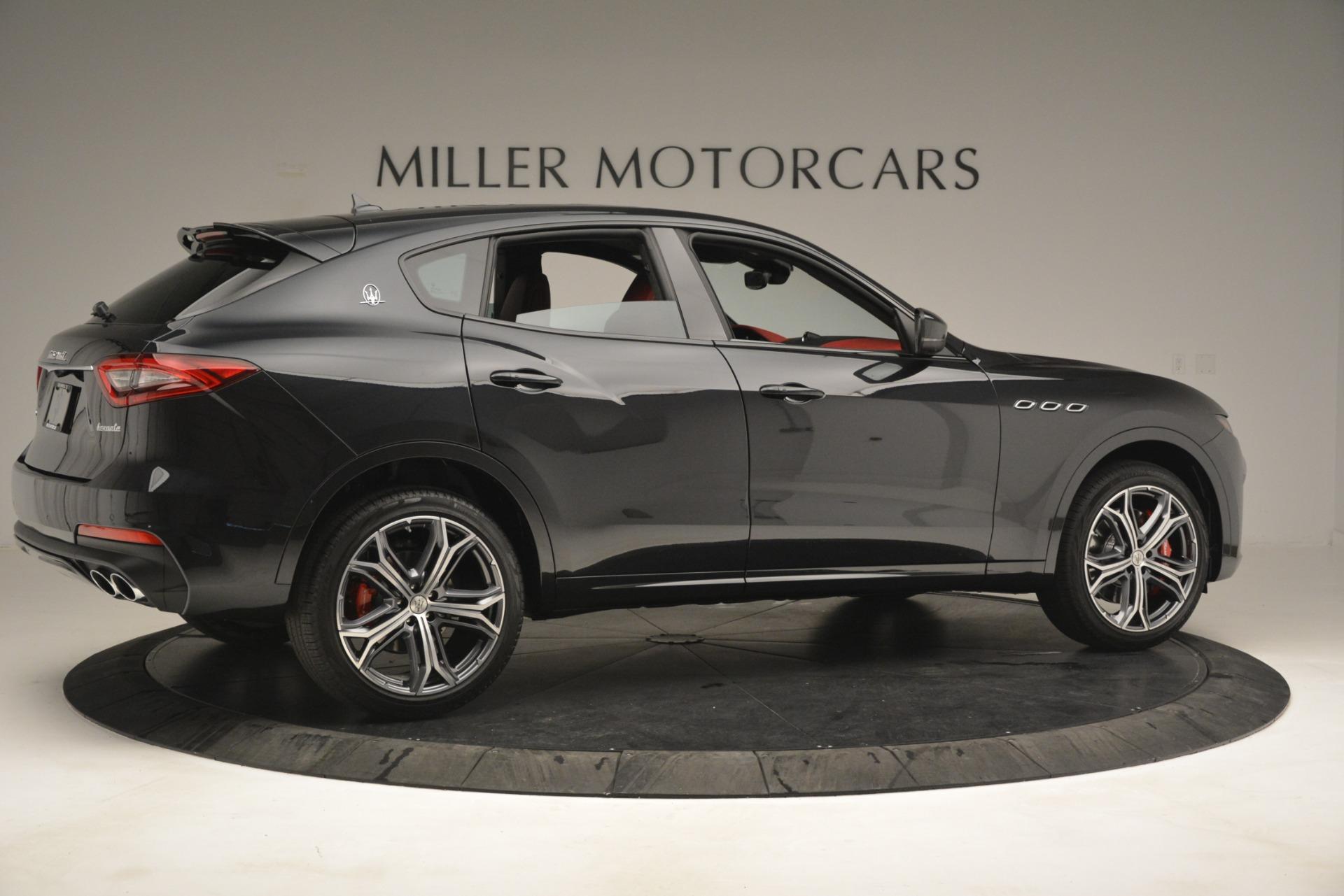 New 2019 Maserati Levante GTS For Sale In Greenwich, CT. Alfa Romeo of Greenwich, M2277 3023_p8