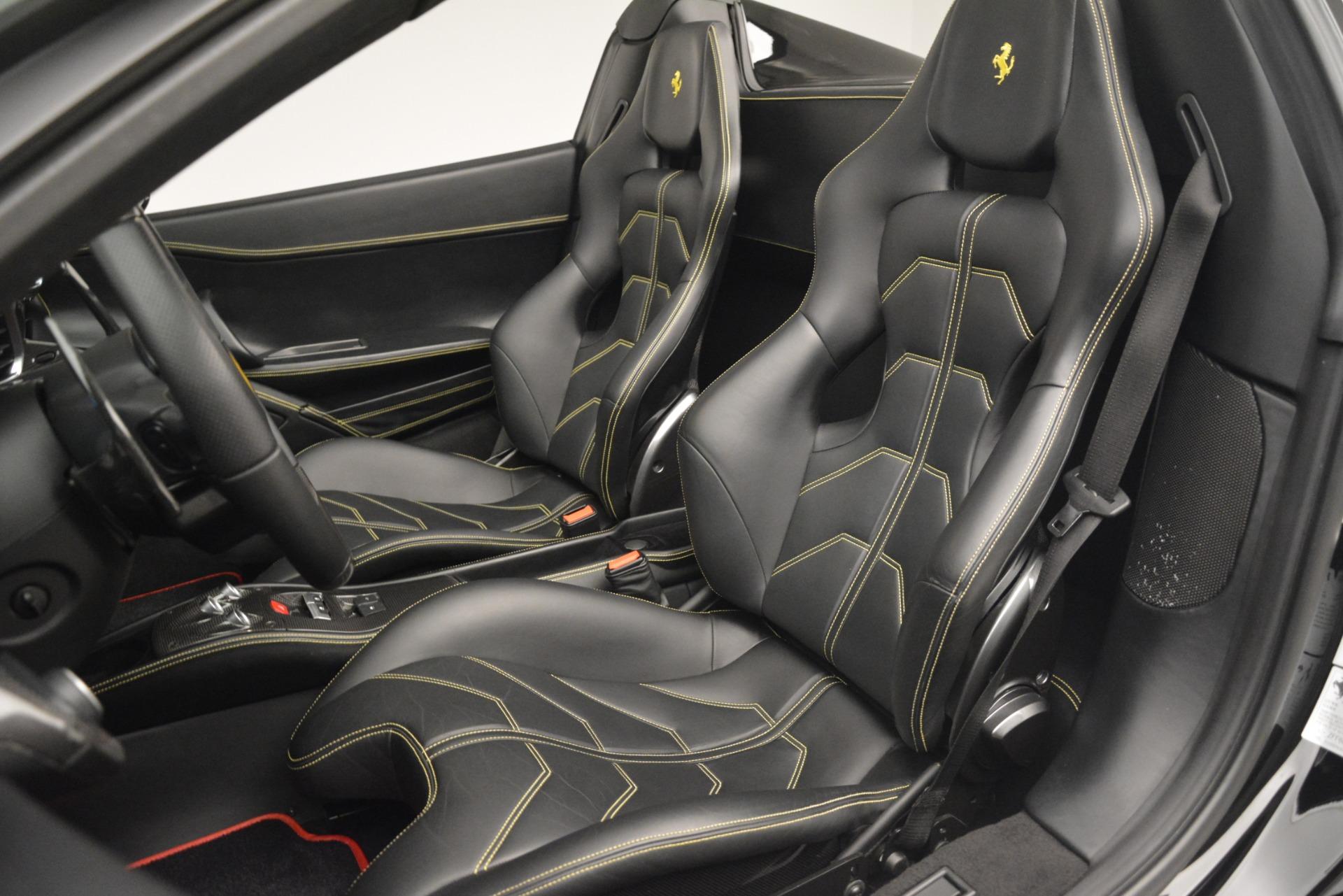 Used 2013 Ferrari 458 Spider  For Sale In Greenwich, CT. Alfa Romeo of Greenwich, 4544 3024_p27