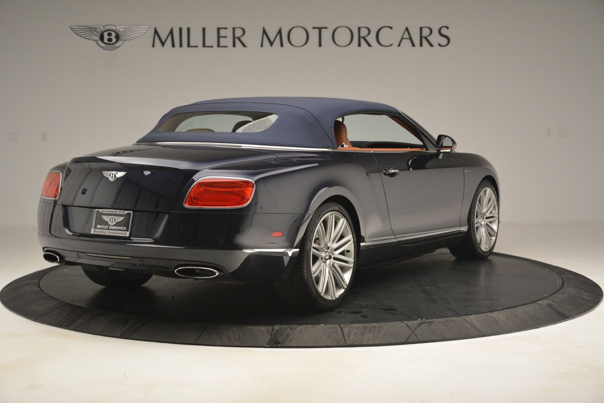 Used 2014 Bentley Continental GT Speed For Sale In Greenwich, CT. Alfa Romeo of Greenwich, 7531 3026_p16