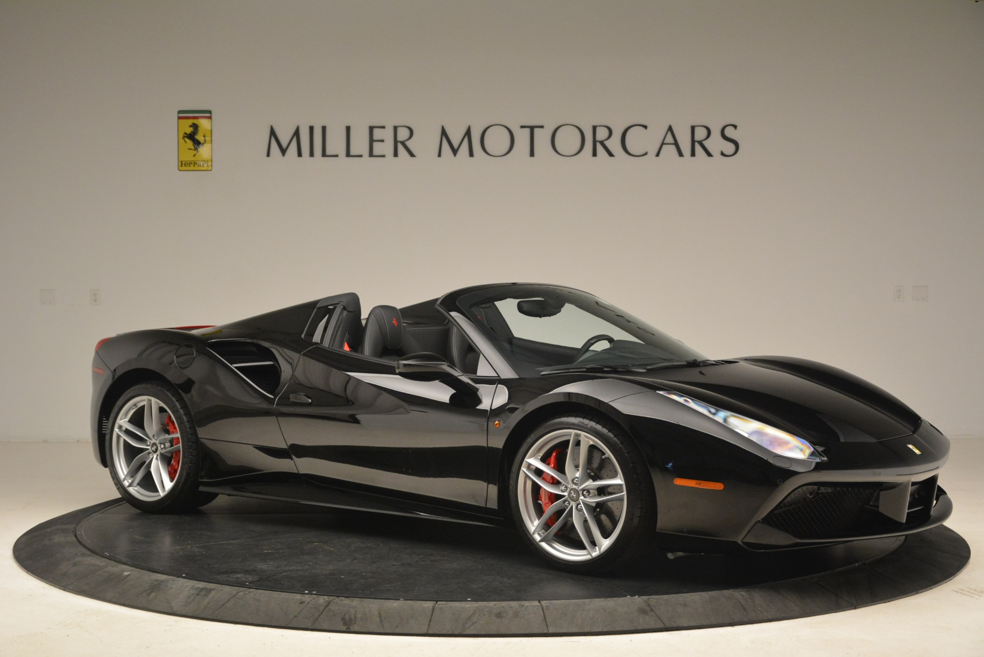 Used 2018 Ferrari 488 Spider  For Sale In Greenwich, CT. Alfa Romeo of Greenwich, F1891B 3029_p10