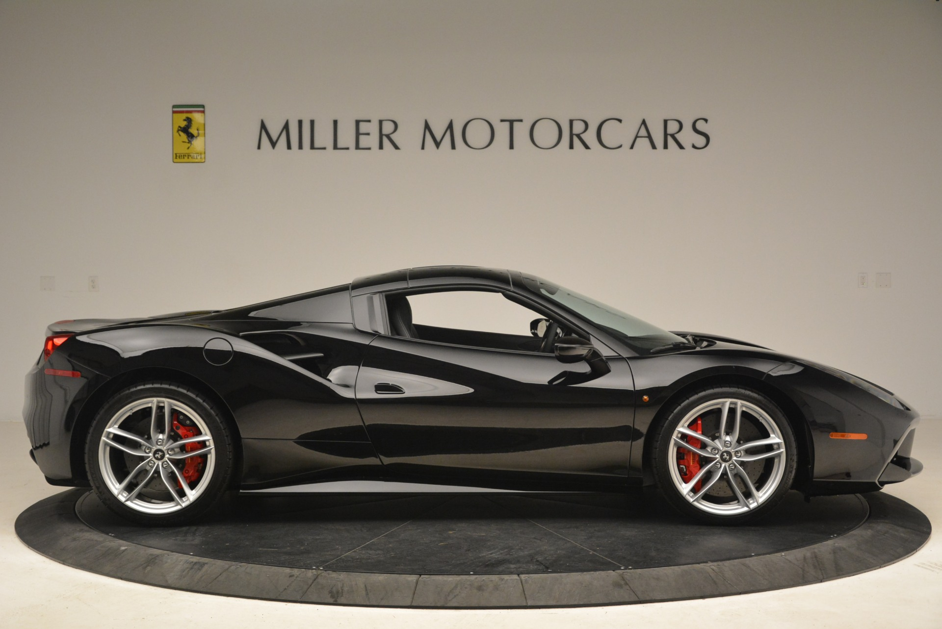 Used 2018 Ferrari 488 Spider  For Sale In Greenwich, CT. Alfa Romeo of Greenwich, F1891B 3029_p21