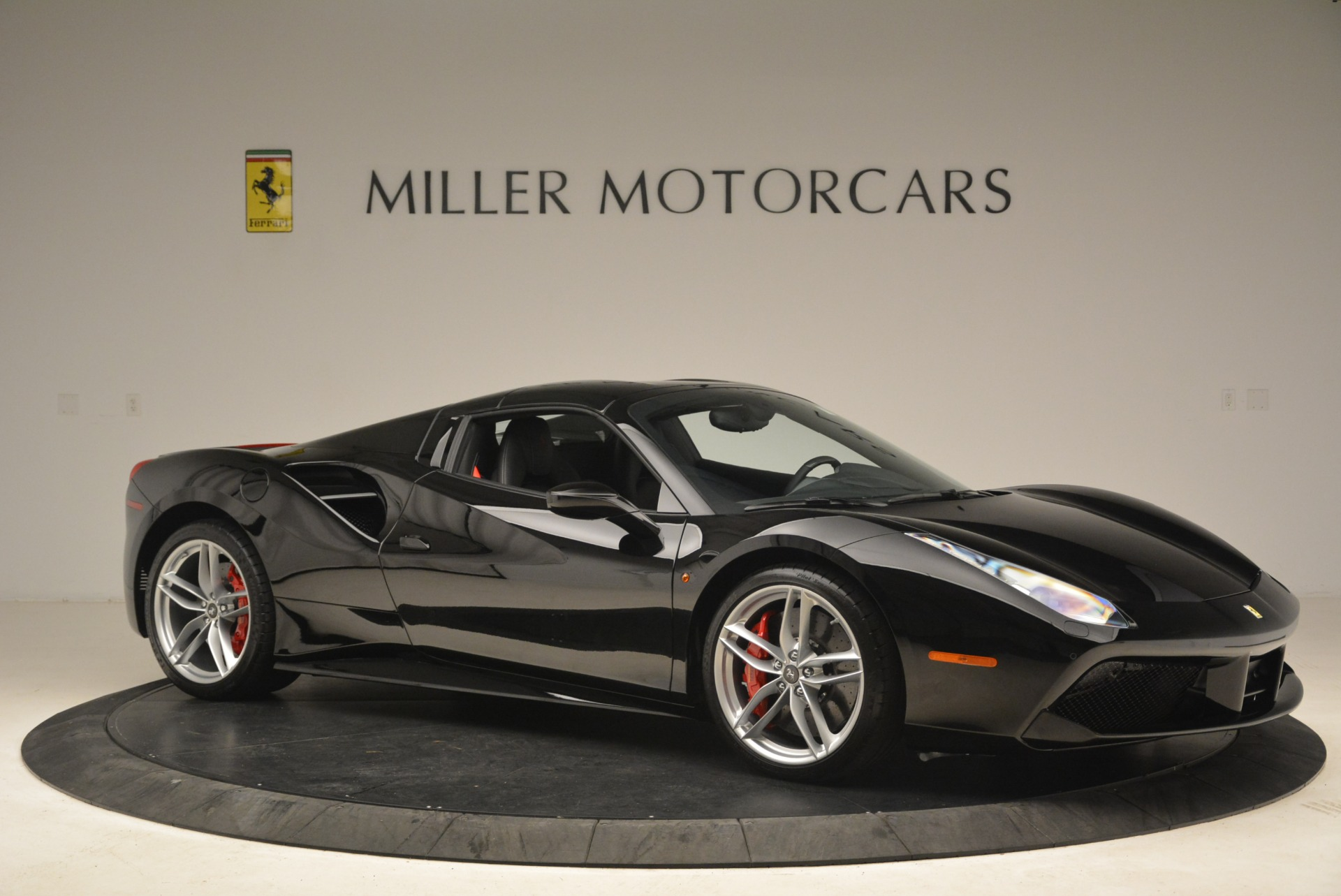 Used 2018 Ferrari 488 Spider  For Sale In Greenwich, CT. Alfa Romeo of Greenwich, F1891B 3029_p22