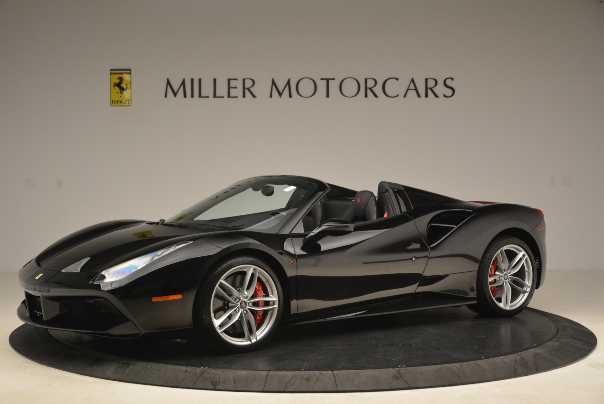 Used 2018 Ferrari 488 Spider  For Sale In Greenwich, CT. Alfa Romeo of Greenwich, F1891B 3029_p2