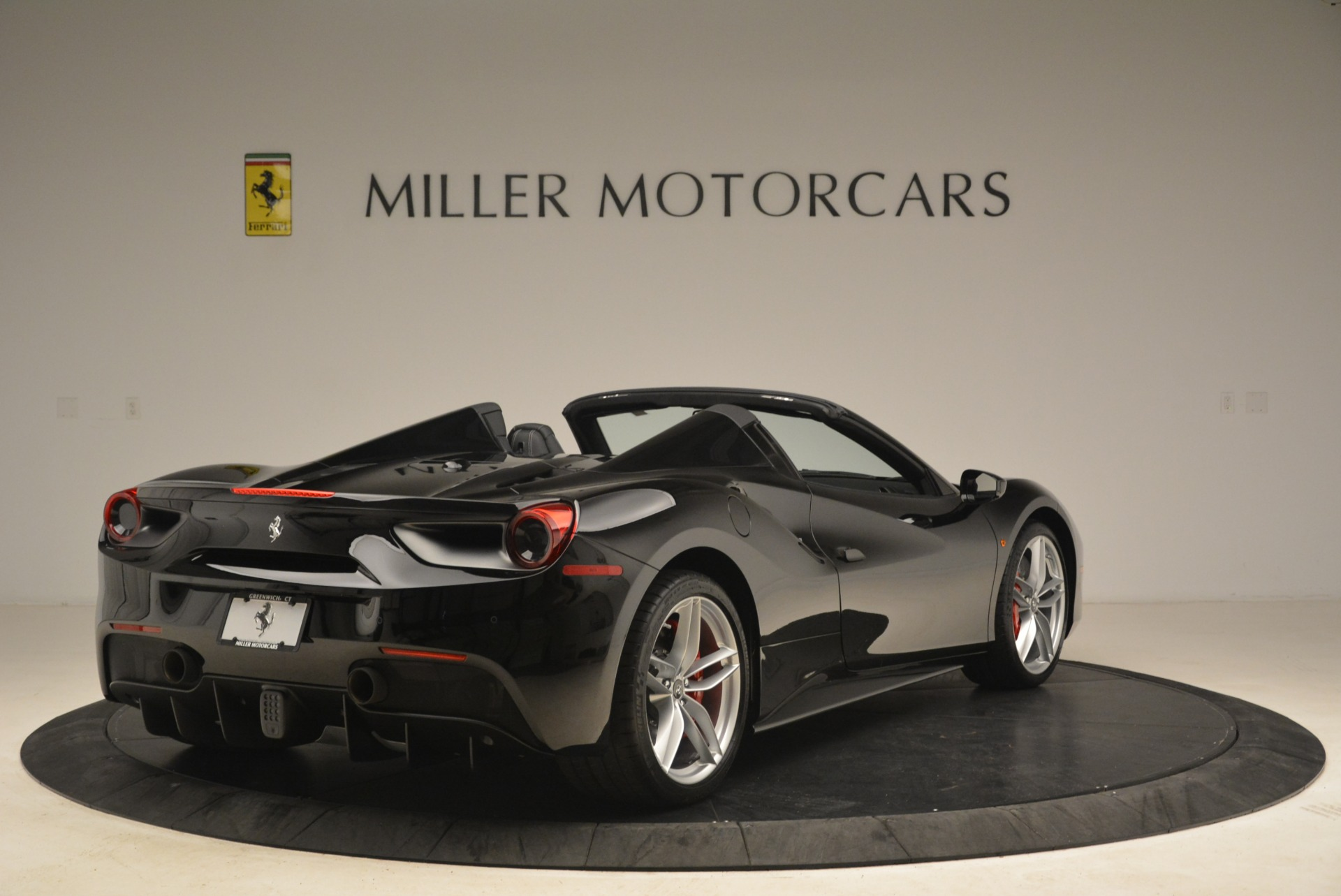 Used 2018 Ferrari 488 Spider  For Sale In Greenwich, CT. Alfa Romeo of Greenwich, F1891B 3029_p7