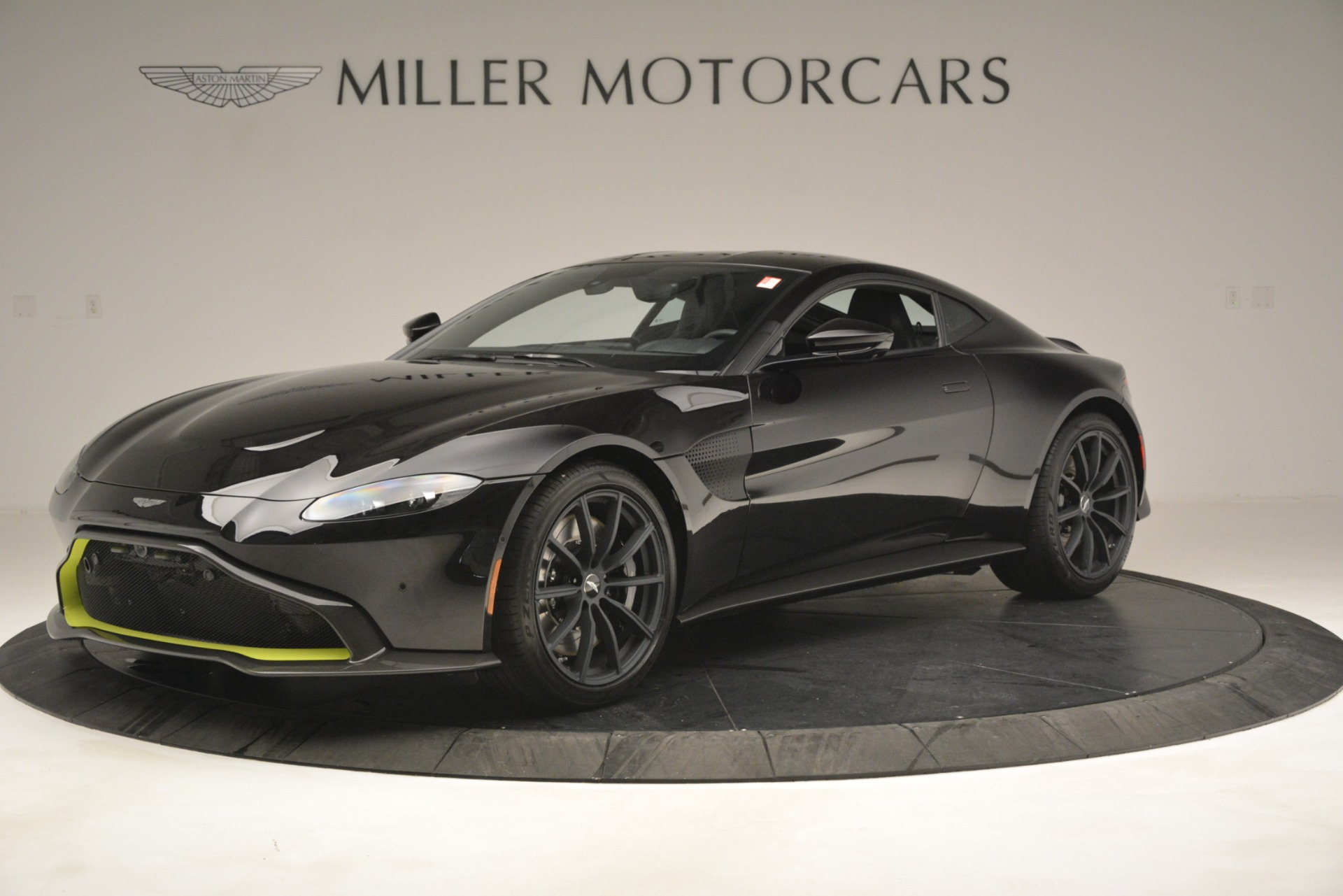 New 2019 Aston Martin Vantage Coupe For Sale $207962 In Greenwich, CT