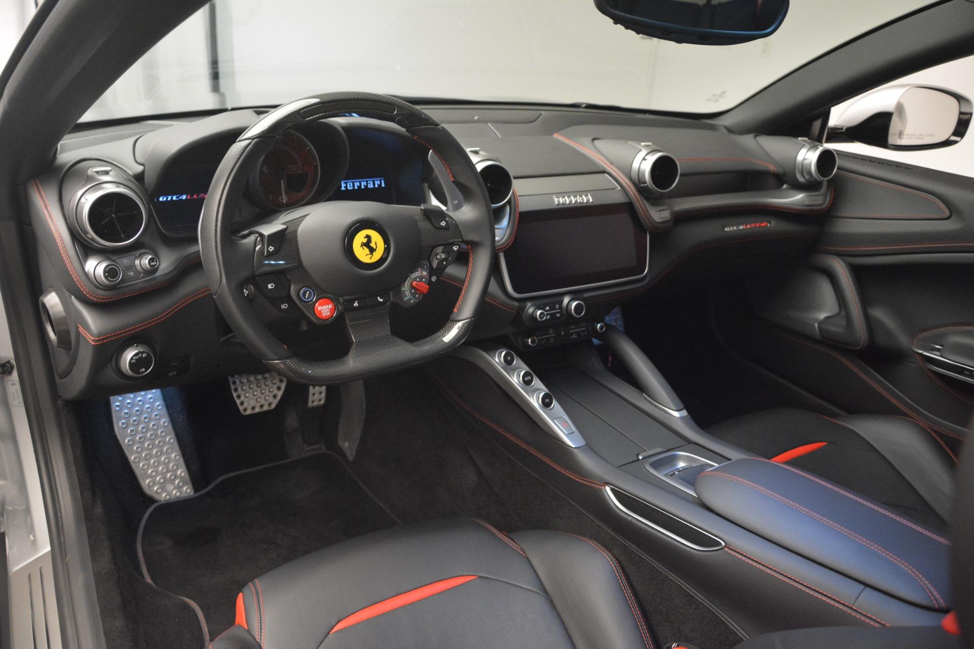 Used 2018 Ferrari GTC4Lusso T  For Sale In Greenwich, CT. Alfa Romeo of Greenwich, F1878B 3031_p13