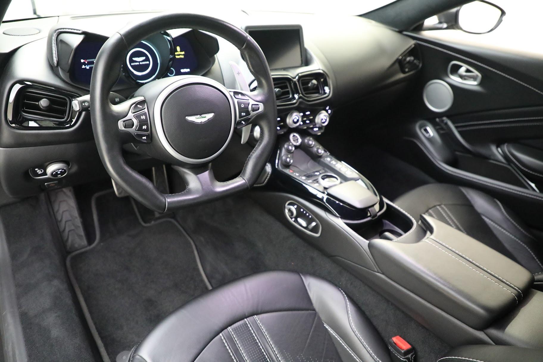 New 2019 Aston Martin Vantage Coupe For Sale In Greenwich, CT. Alfa Romeo of Greenwich, A1356 3032_p13