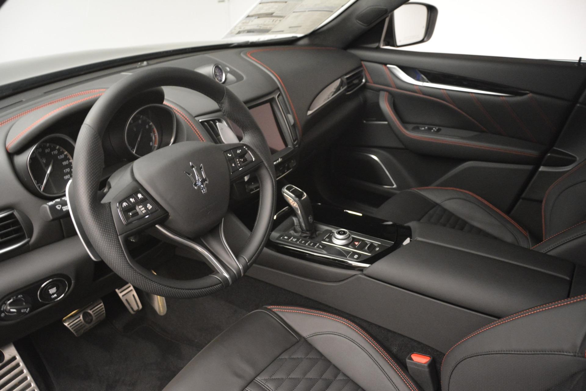 New 2019 Maserati Levante S Q4 GranSport For Sale In Greenwich, CT. Alfa Romeo of Greenwich, M2281 3034_p13