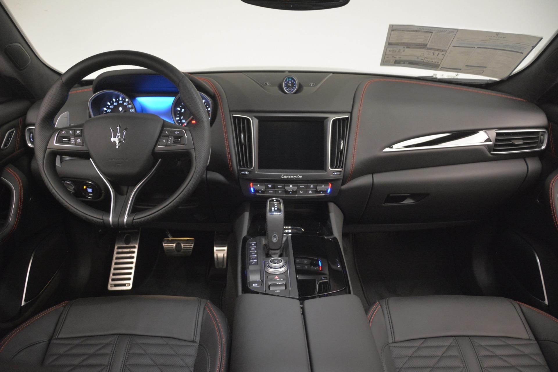 New 2019 Maserati Levante S Q4 GranSport For Sale In Greenwich, CT. Alfa Romeo of Greenwich, M2281 3034_p16