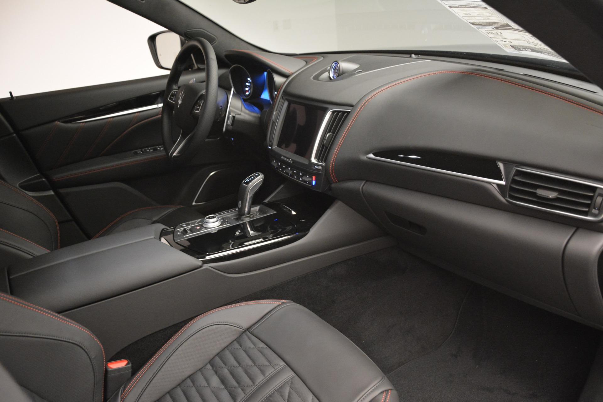 New 2019 Maserati Levante S Q4 GranSport For Sale In Greenwich, CT. Alfa Romeo of Greenwich, M2281 3034_p22