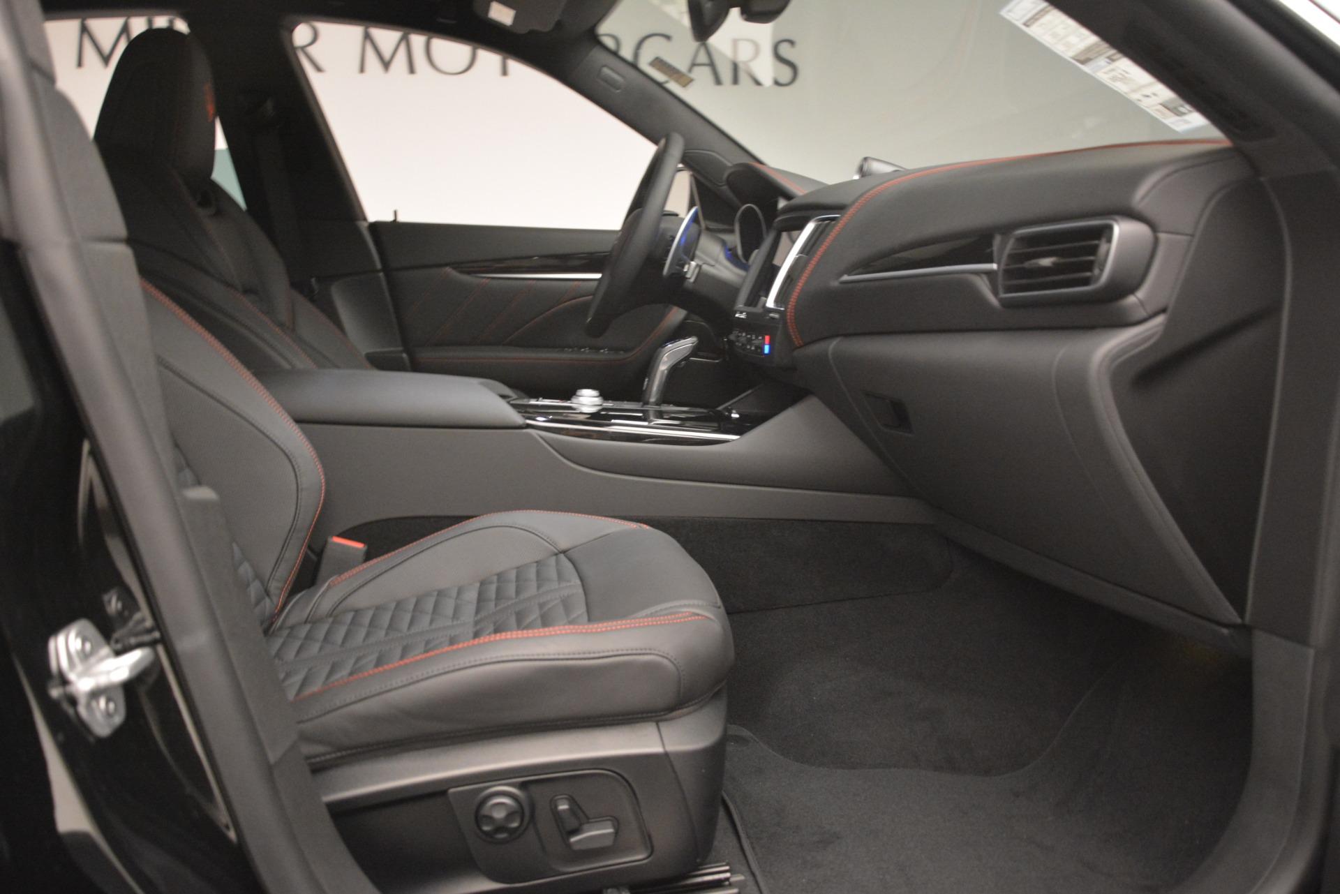 New 2019 Maserati Levante S Q4 GranSport For Sale In Greenwich, CT. Alfa Romeo of Greenwich, M2281 3034_p23