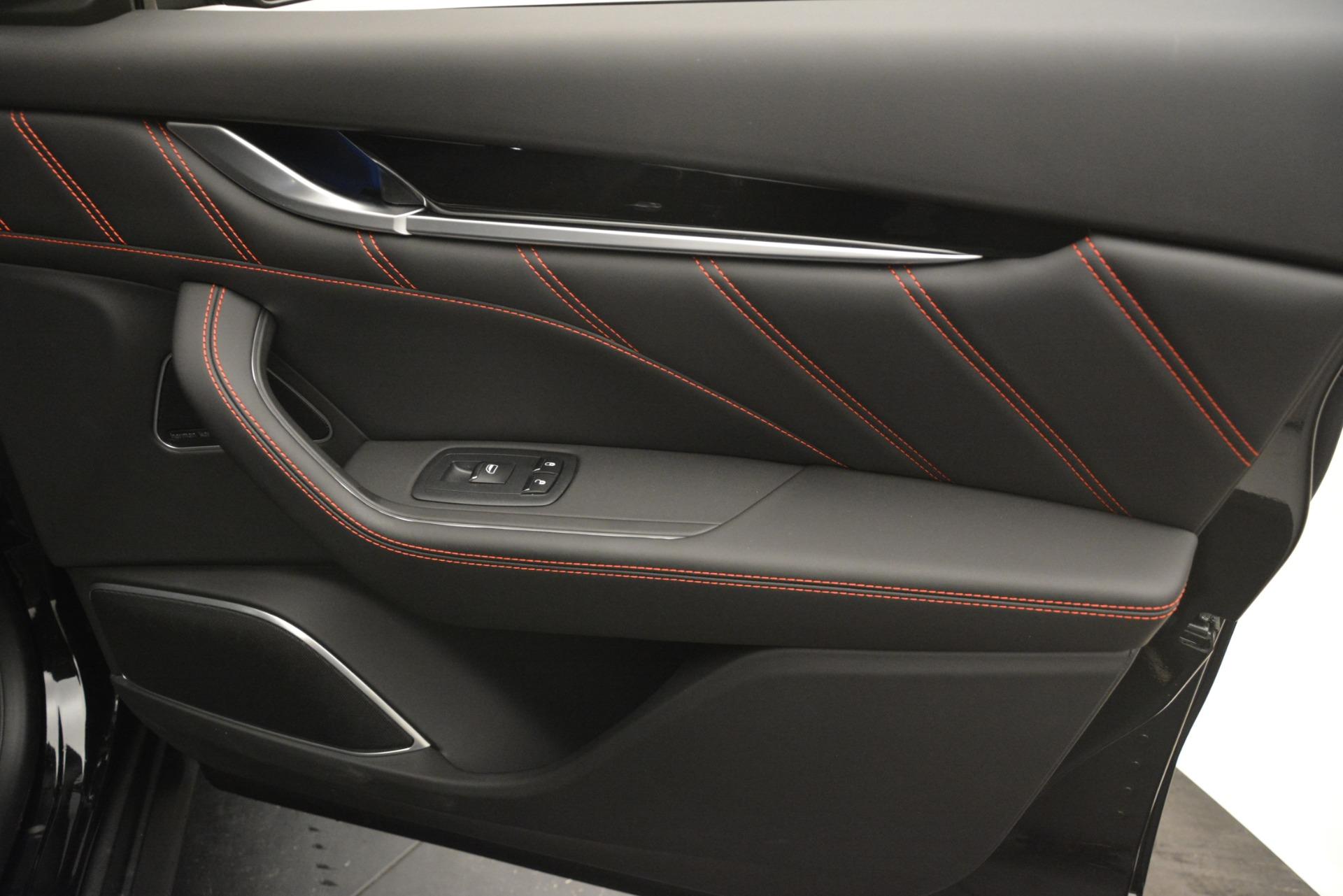 New 2019 Maserati Levante S Q4 GranSport For Sale In Greenwich, CT. Alfa Romeo of Greenwich, M2281 3034_p25