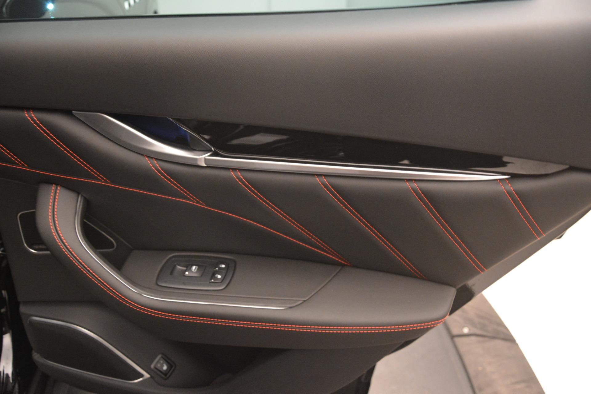 New 2019 Maserati Levante S Q4 GranSport For Sale In Greenwich, CT. Alfa Romeo of Greenwich, M2281 3034_p29