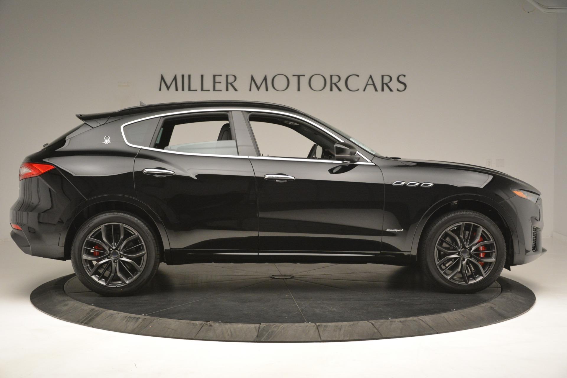New 2019 Maserati Levante S Q4 GranSport For Sale In Greenwich, CT. Alfa Romeo of Greenwich, M2281 3034_p9