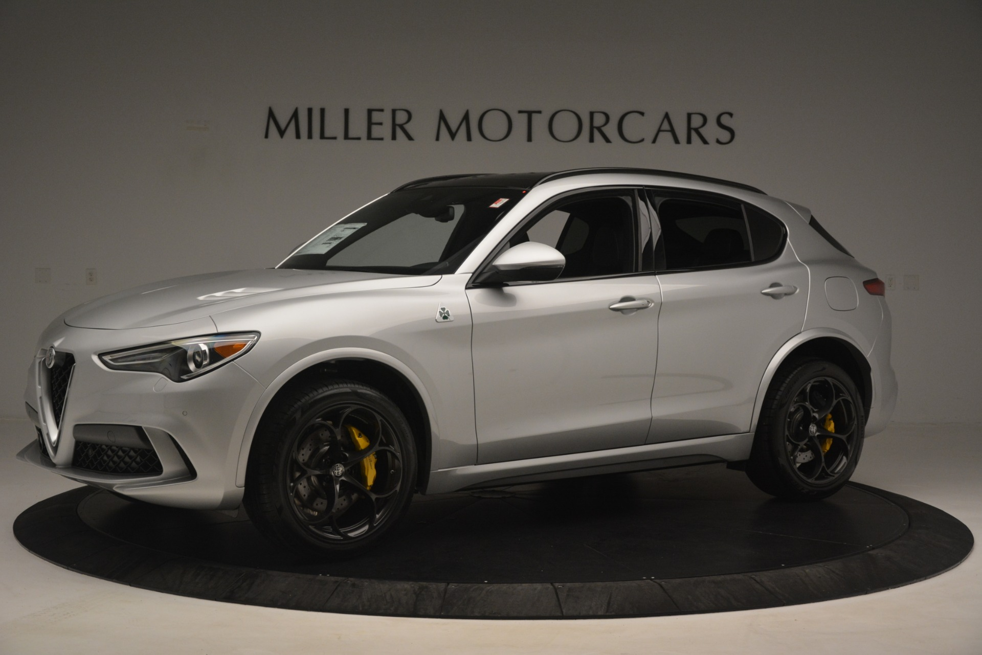 New 2019 Alfa Romeo Stelvio Quadrifoglio For Sale In Greenwich, CT. Alfa Romeo of Greenwich, LW310 3037_p2
