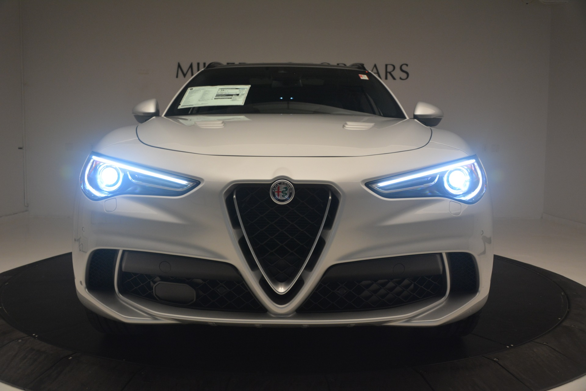 New 2019 Alfa Romeo Stelvio Quadrifoglio For Sale In Greenwich, CT. Alfa Romeo of Greenwich, LW310 3037_p31
