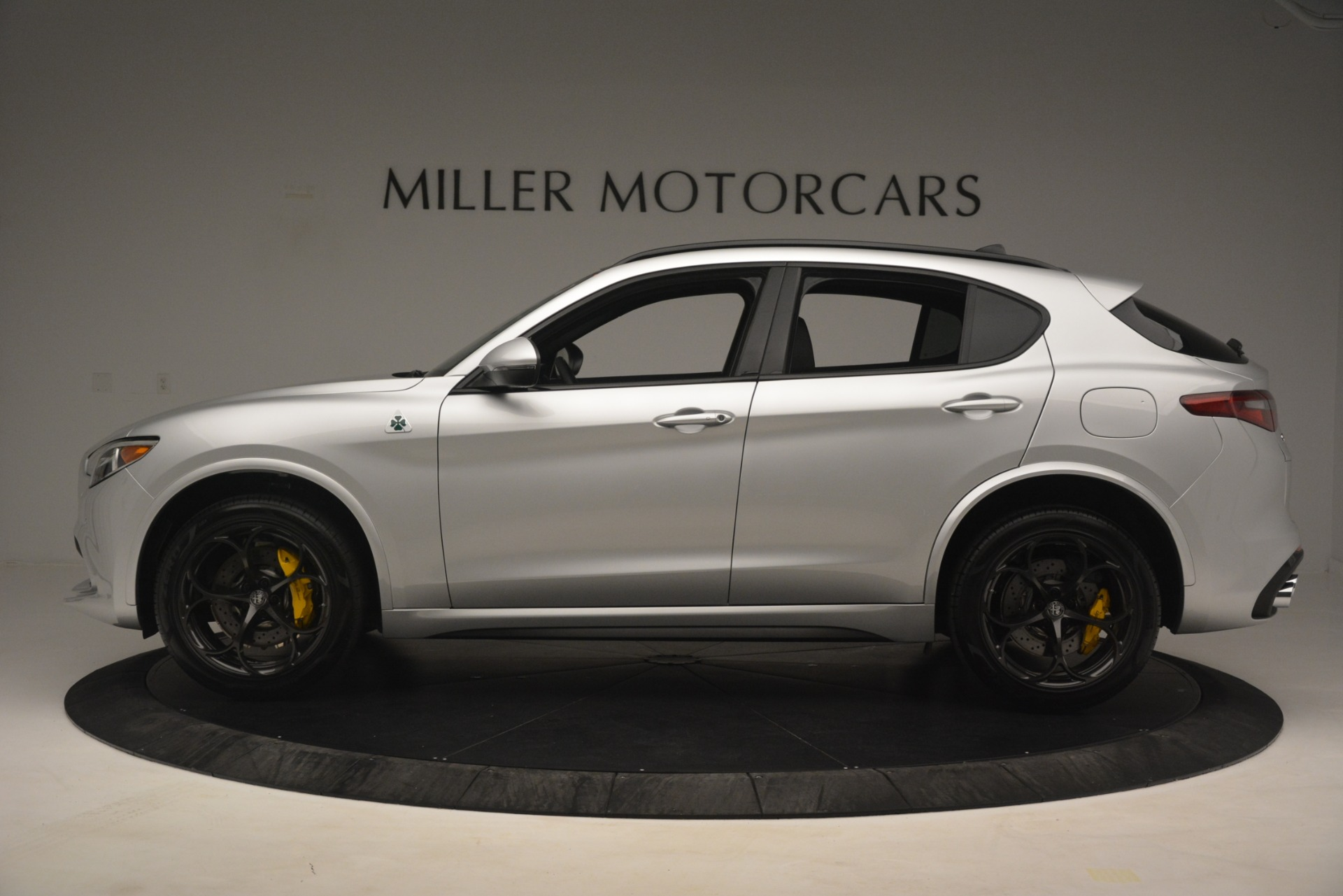 New 2019 Alfa Romeo Stelvio Quadrifoglio For Sale In Greenwich, CT. Alfa Romeo of Greenwich, LW310 3037_p3