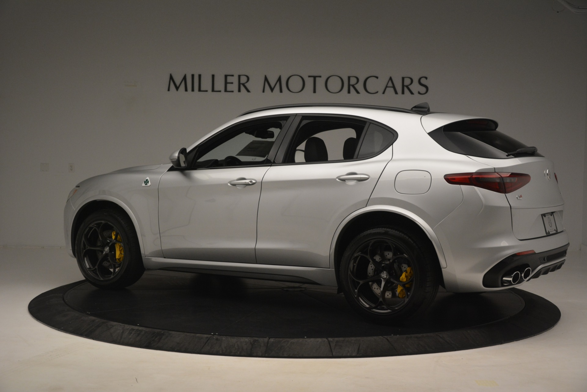 New 2019 Alfa Romeo Stelvio Quadrifoglio For Sale In Greenwich, CT. Alfa Romeo of Greenwich, LW310 3037_p4