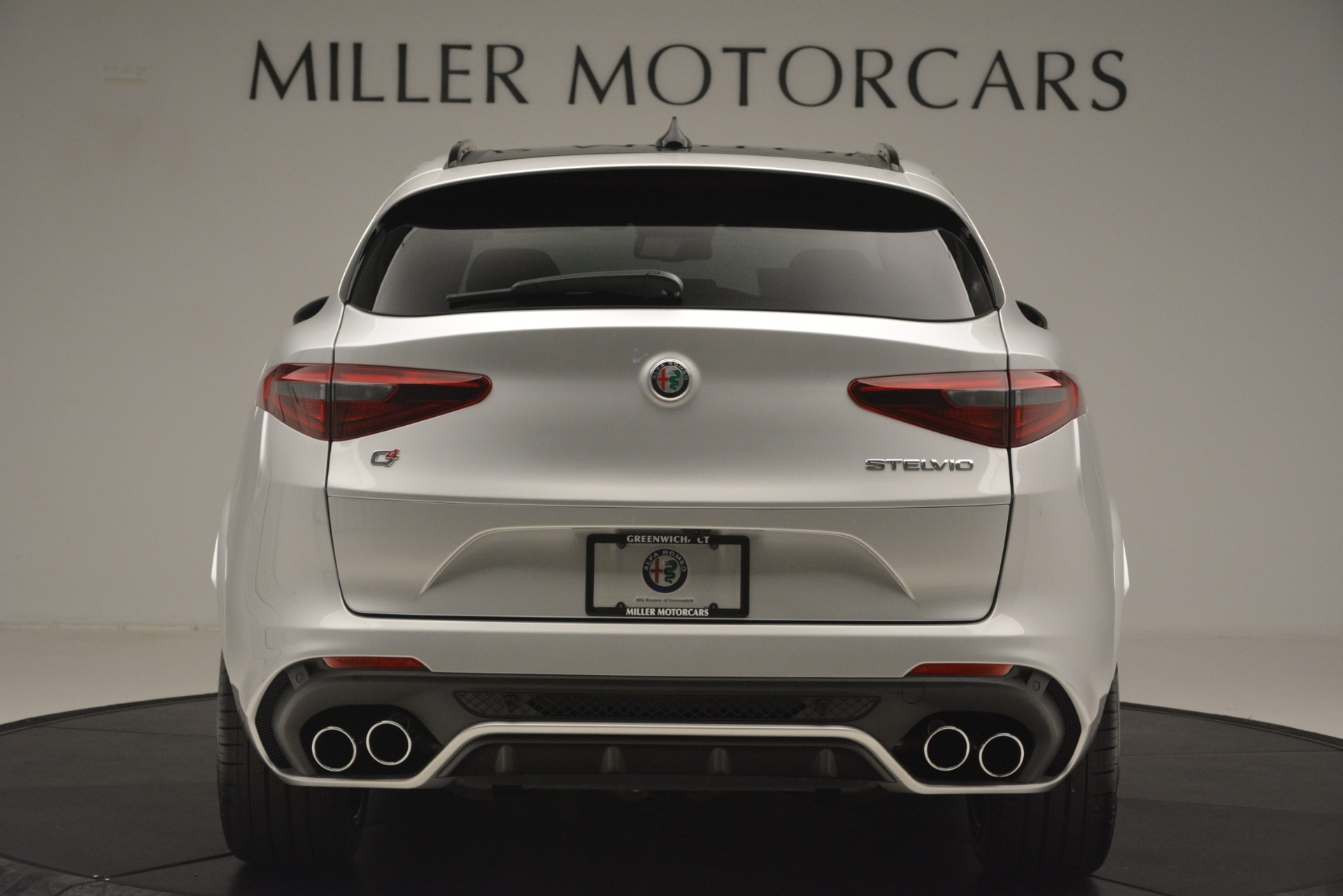 New 2019 Alfa Romeo Stelvio Quadrifoglio For Sale In Greenwich, CT. Alfa Romeo of Greenwich, LW310 3037_p6