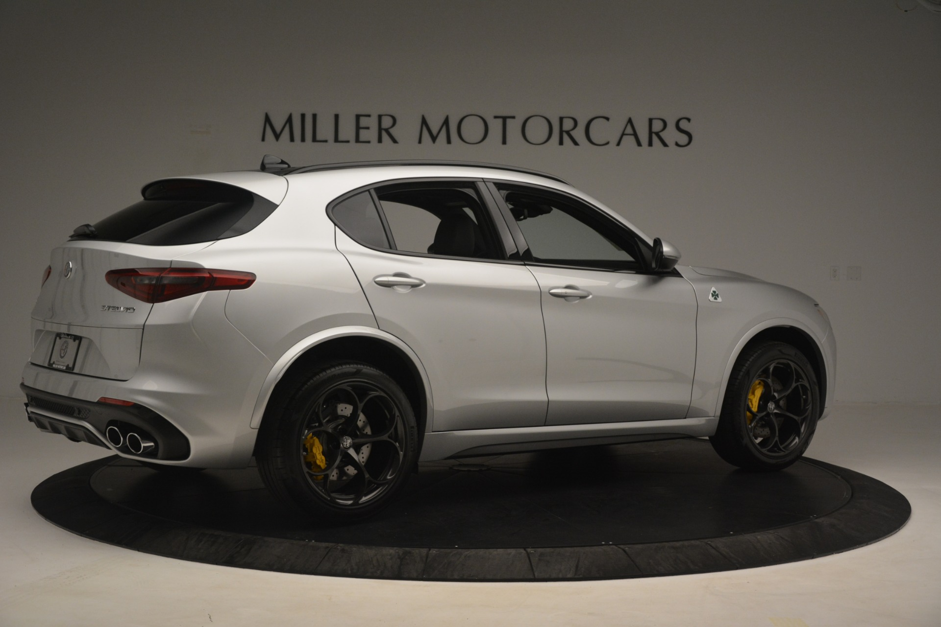 New 2019 Alfa Romeo Stelvio Quadrifoglio For Sale In Greenwich, CT. Alfa Romeo of Greenwich, LW310 3037_p8