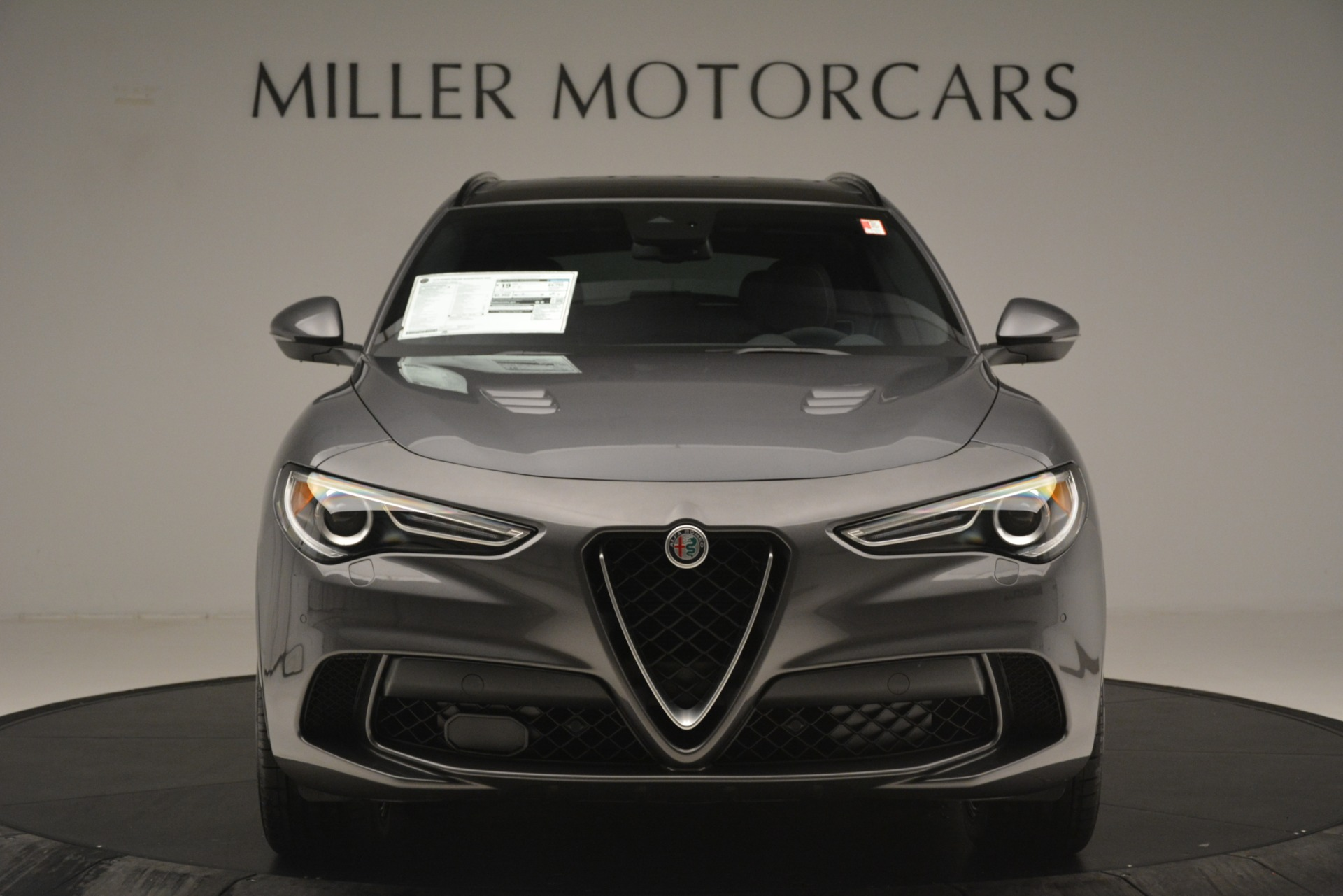 New 2019 Alfa Romeo Stelvio Quadrifoglio For Sale In Greenwich, CT. Alfa Romeo of Greenwich, L584 3038_p12