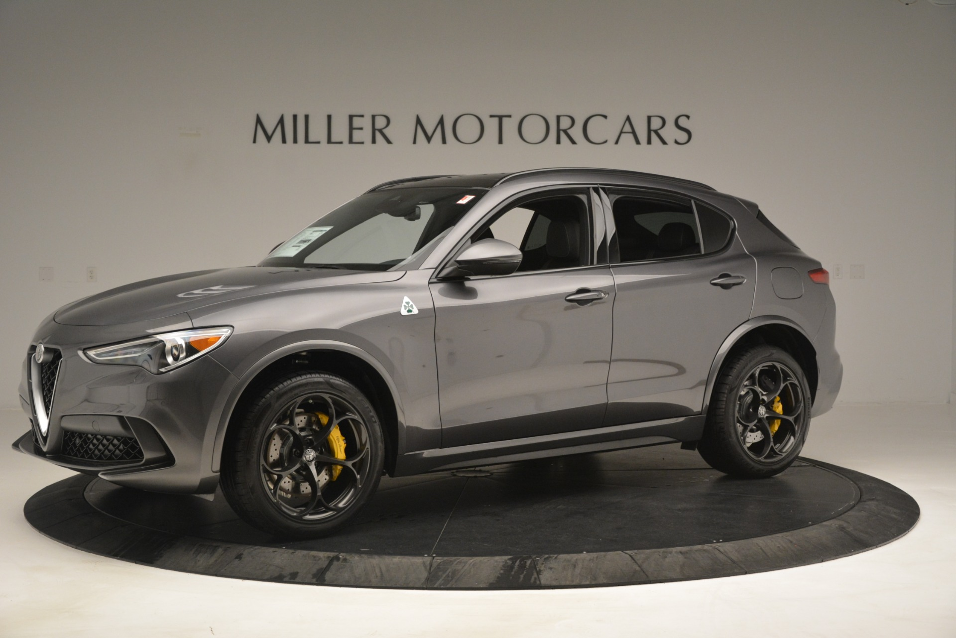 New 2019 Alfa Romeo Stelvio Quadrifoglio For Sale In Greenwich, CT. Alfa Romeo of Greenwich, L584 3038_p2