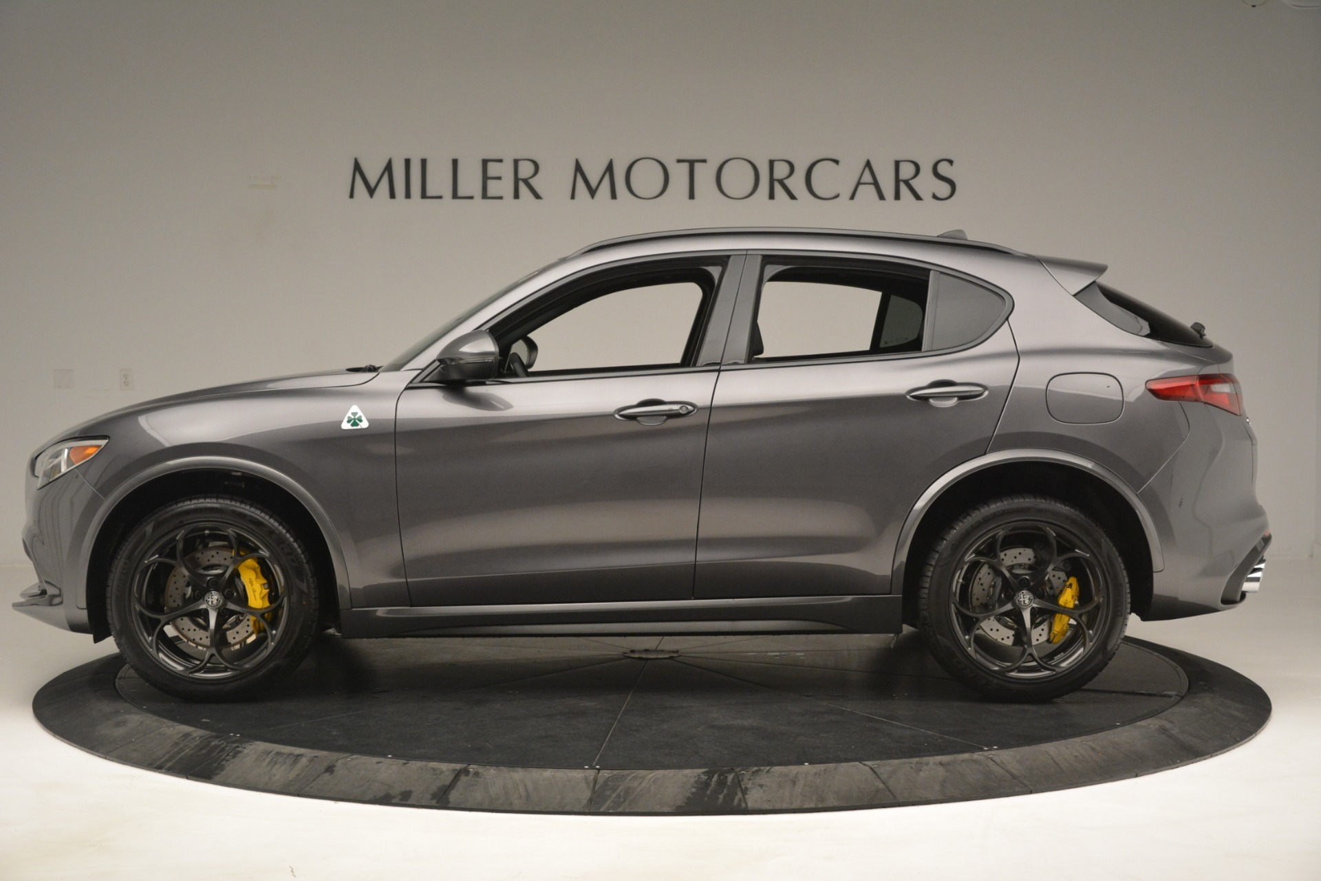 New 2019 Alfa Romeo Stelvio Quadrifoglio For Sale In Greenwich, CT. Alfa Romeo of Greenwich, L584 3038_p3
