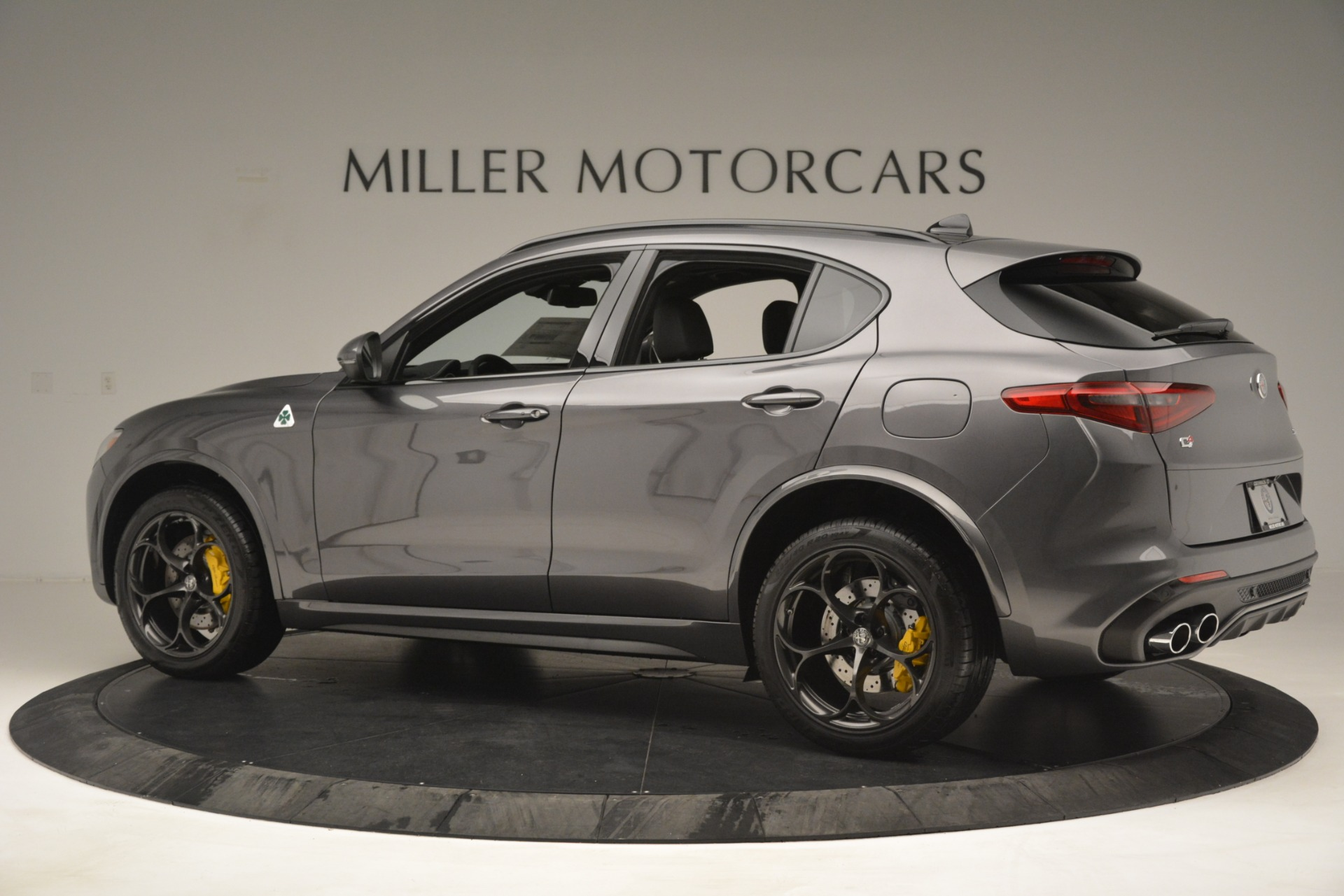 New 2019 Alfa Romeo Stelvio Quadrifoglio For Sale In Greenwich, CT. Alfa Romeo of Greenwich, L584 3038_p4
