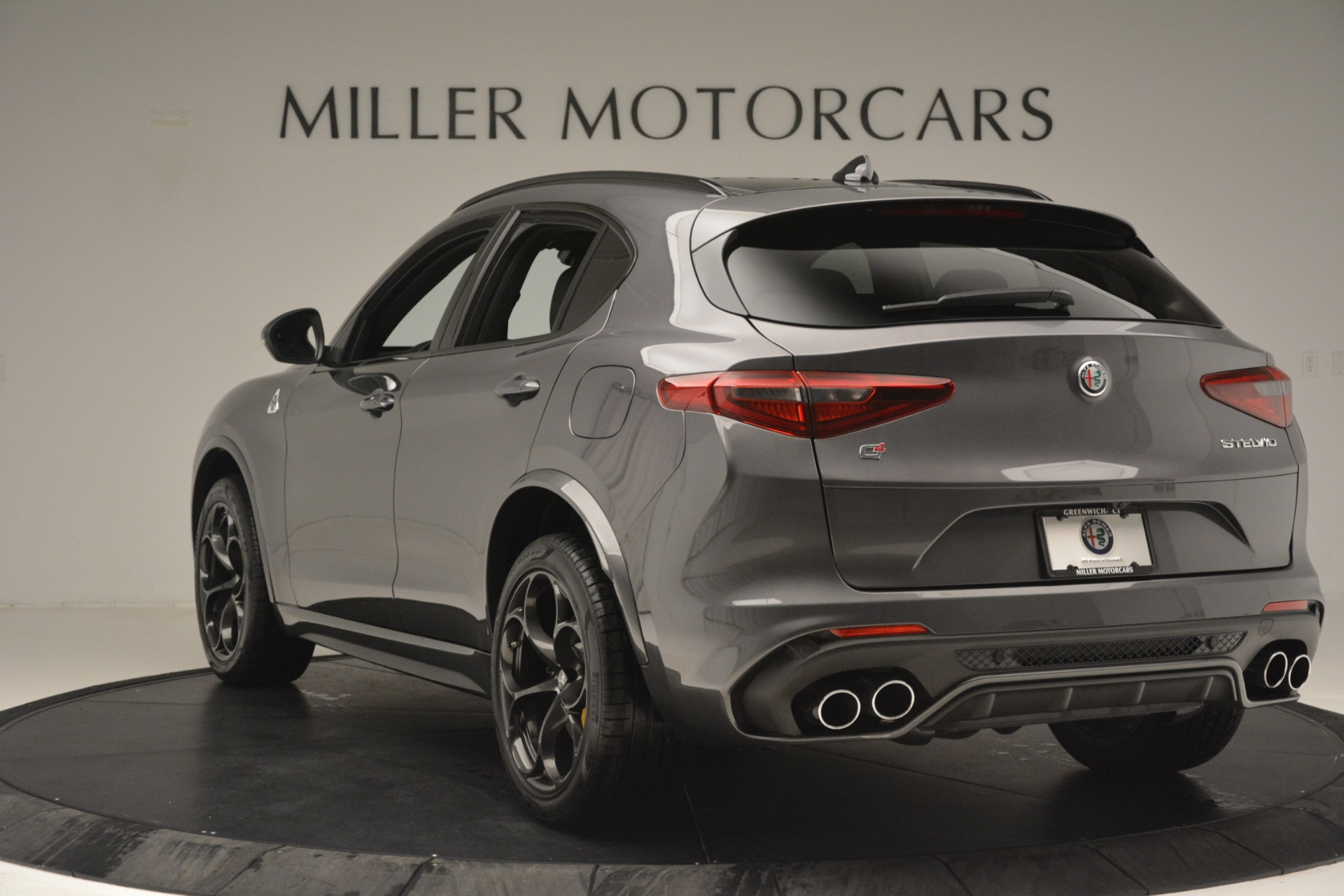 New 2019 Alfa Romeo Stelvio Quadrifoglio For Sale In Greenwich, CT. Alfa Romeo of Greenwich, L584 3038_p5