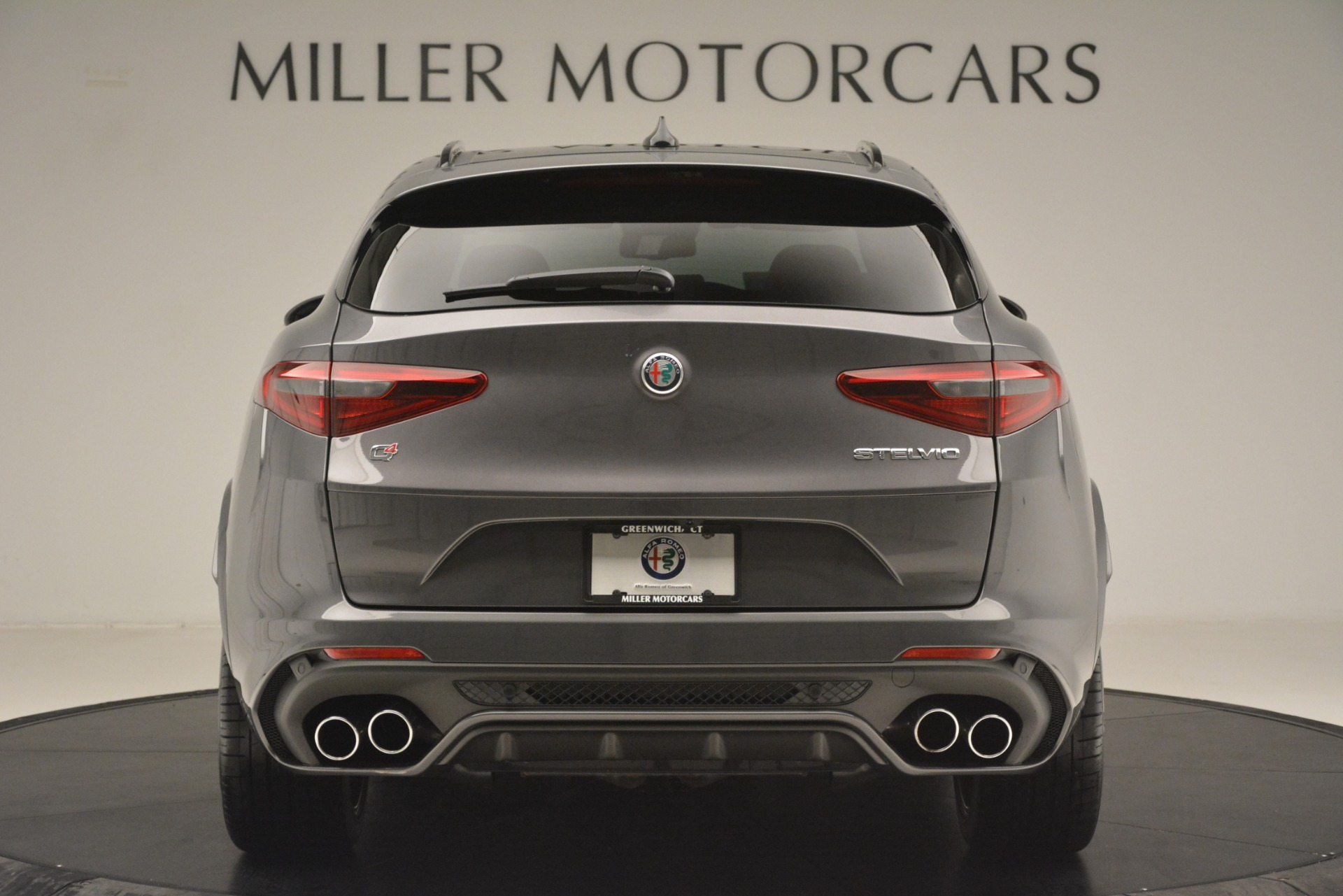 New 2019 Alfa Romeo Stelvio Quadrifoglio For Sale In Greenwich, CT. Alfa Romeo of Greenwich, L584 3038_p6