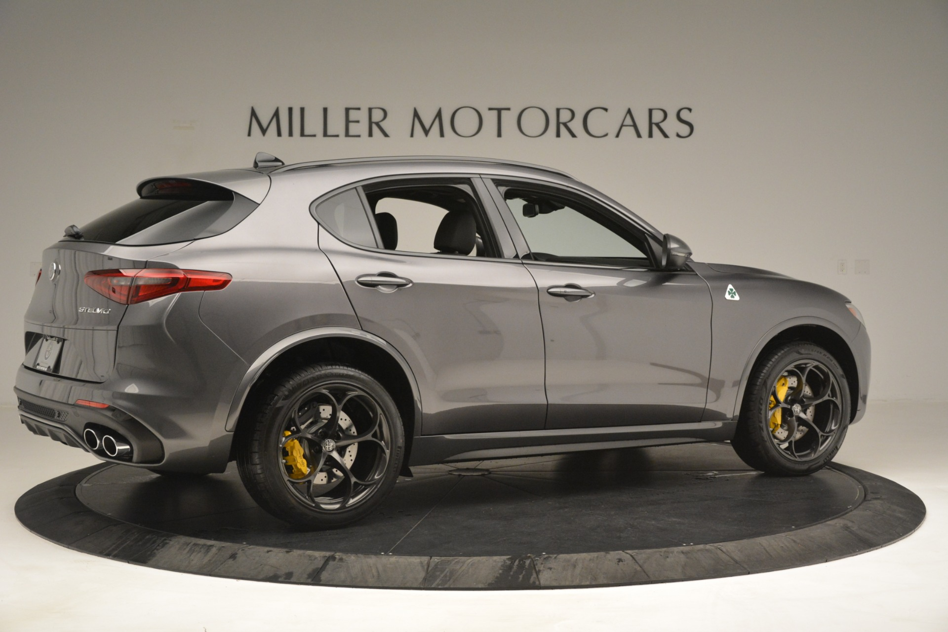 New 2019 Alfa Romeo Stelvio Quadrifoglio For Sale In Greenwich, CT. Alfa Romeo of Greenwich, L584 3038_p8